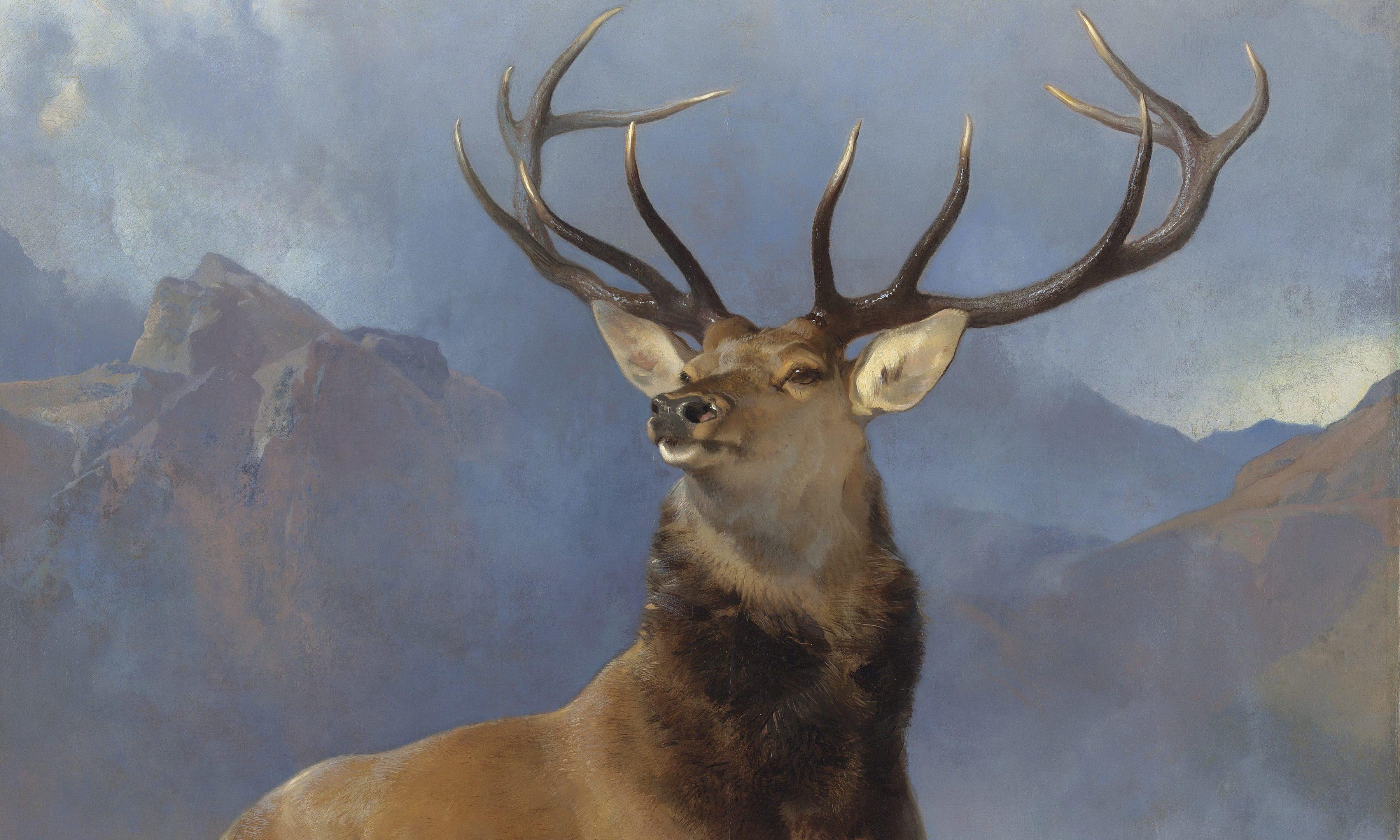 Monarch of the Glen by Sir Edwin Lanseer