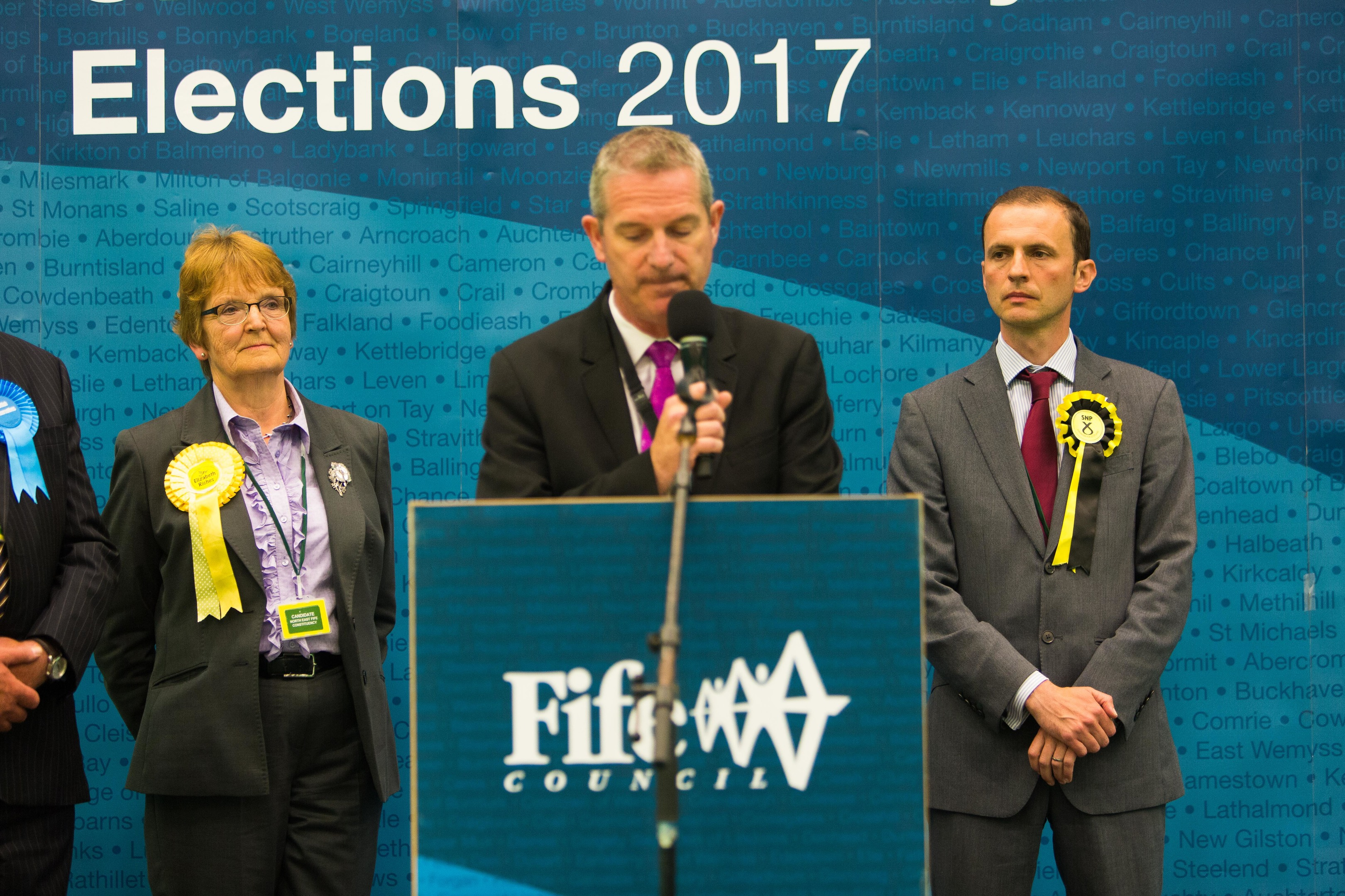 The result in North East Fife will be remembered for a long time.