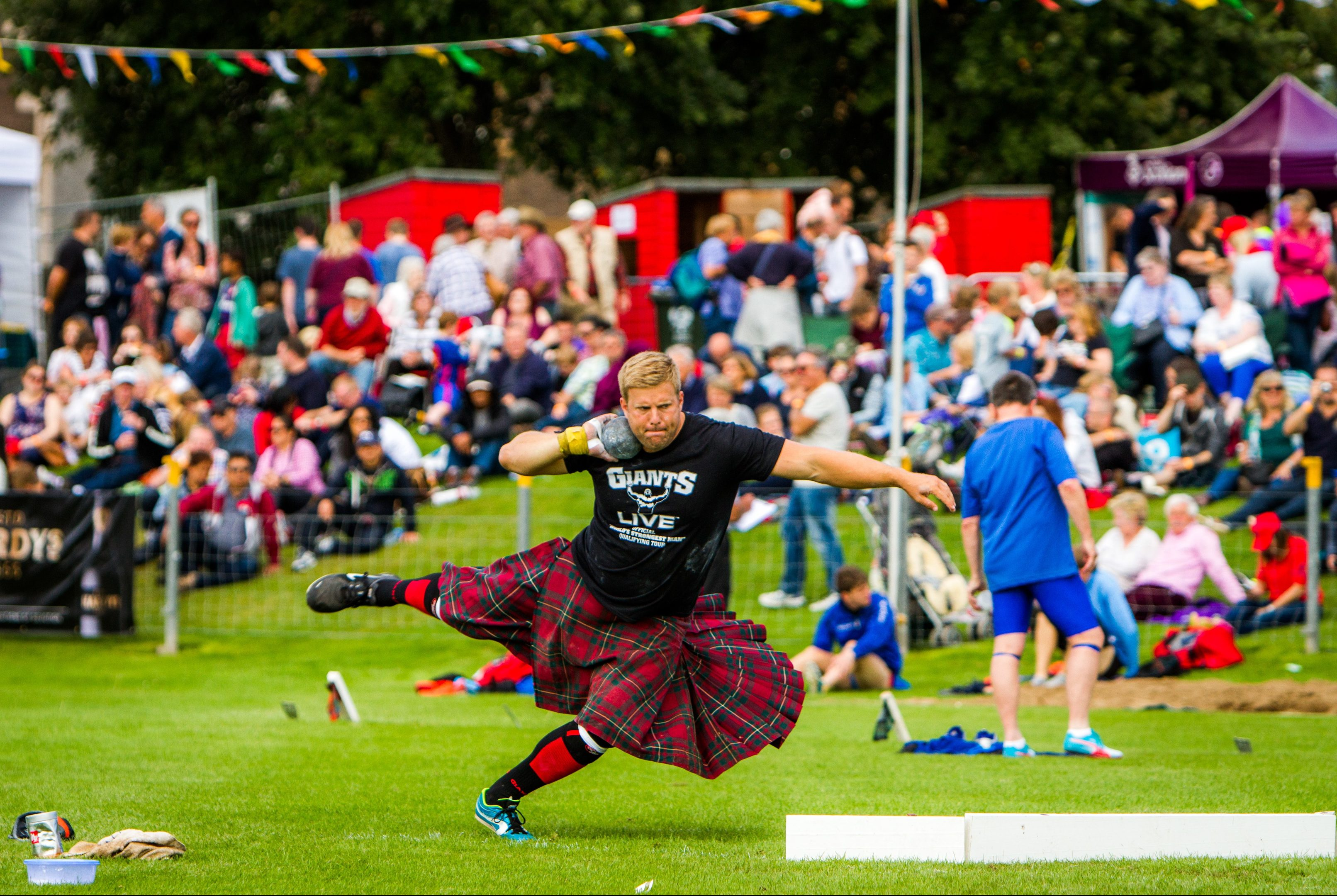 Crieff Highland Gathering.