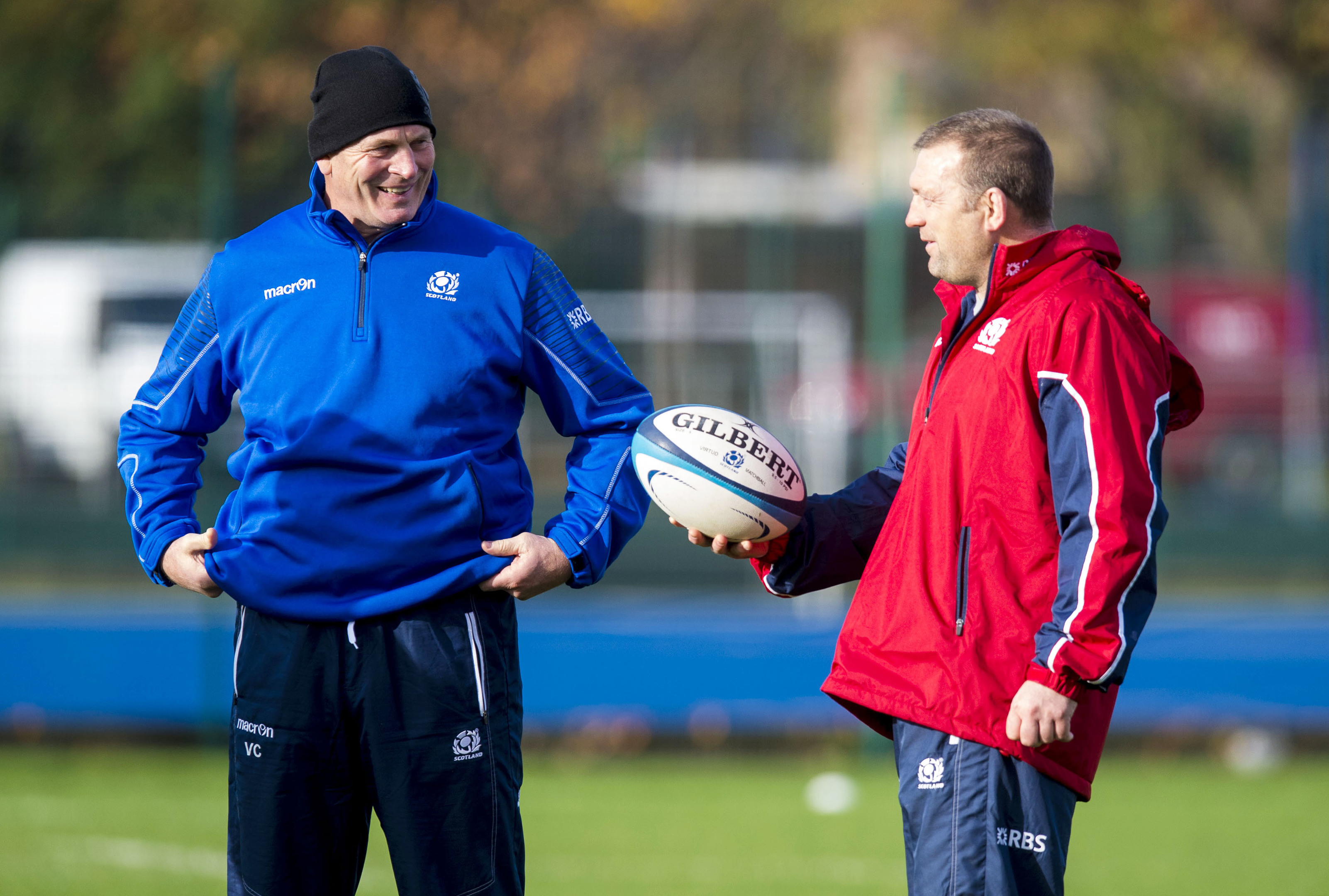Former colleagues Vern Cotter and Jonathan Humphreys will ock horns in next years European Cup.