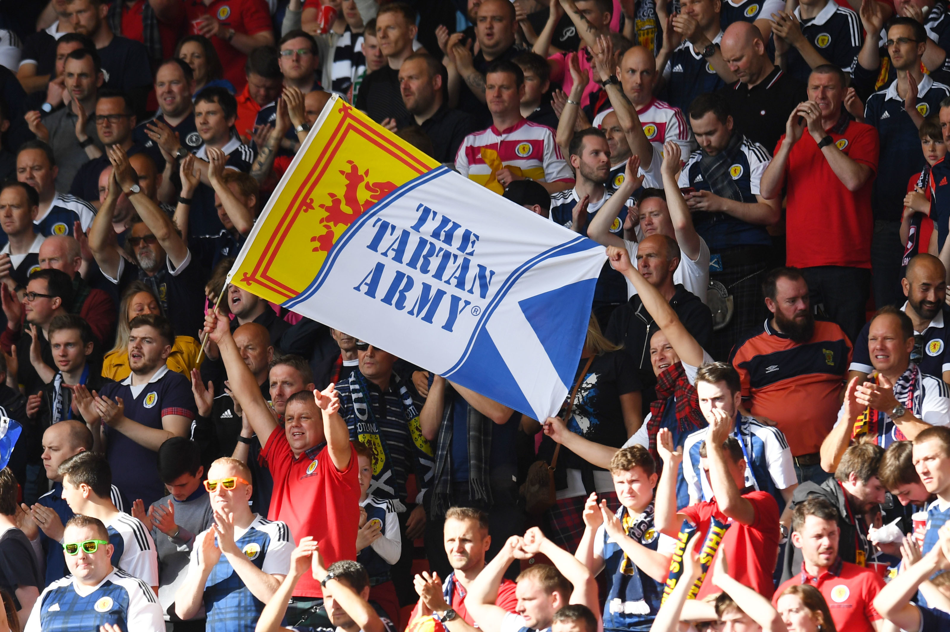 Fans from Tayside say they missed out.