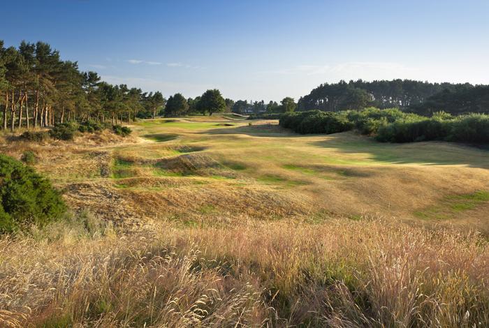 Scotscraig's distinctive heathland/links mix has been restored for the club's 200th anniversary.