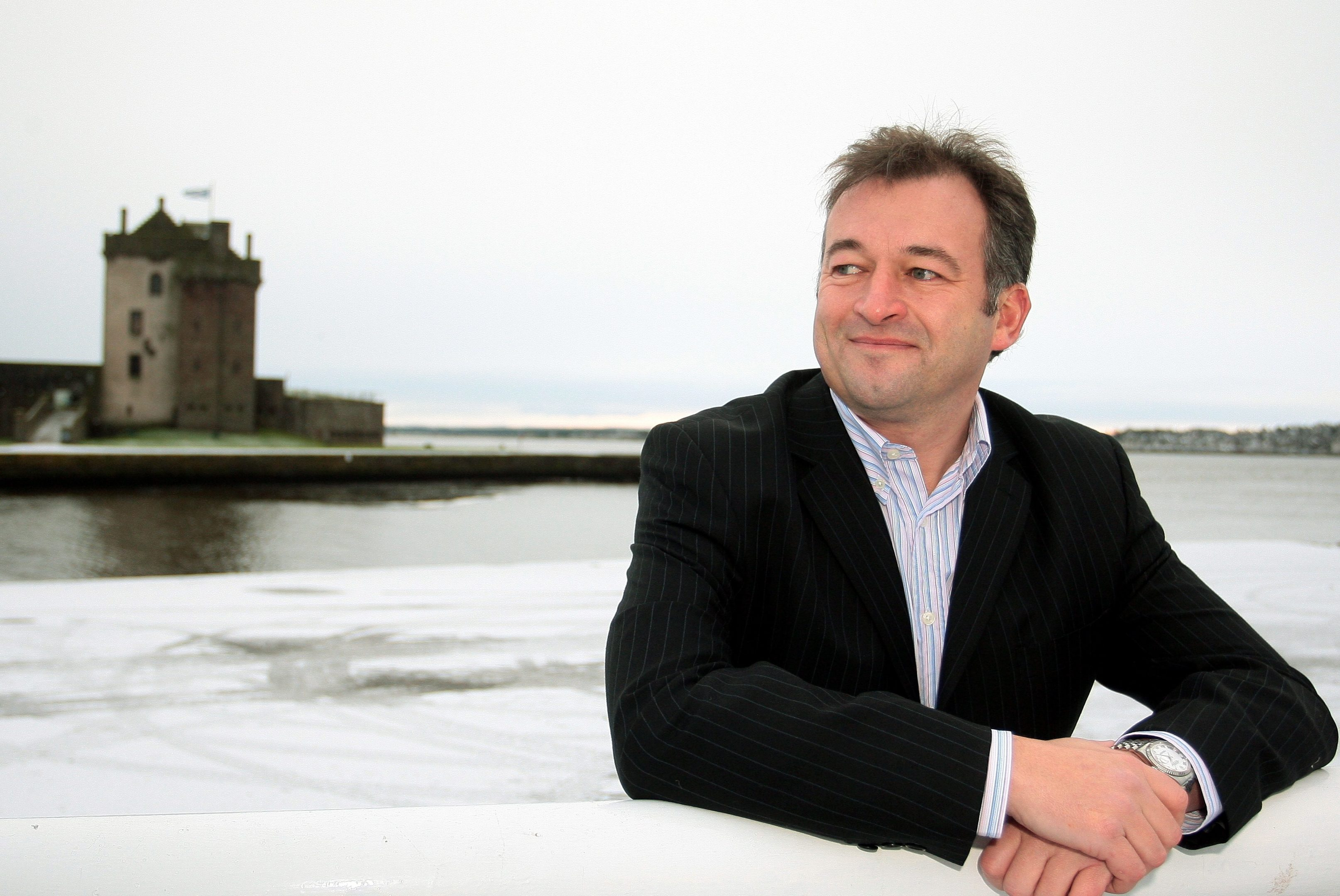 Tony Marks, CEO of Broughty Ferry-based 20/20 Business Insight