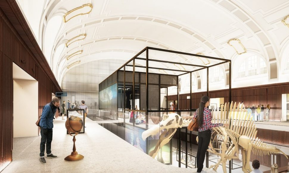 The Mecanoo plan for Perth City Hall