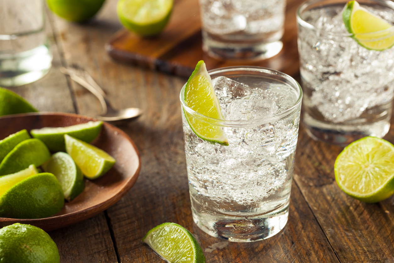 Scotland's gin market is booming.