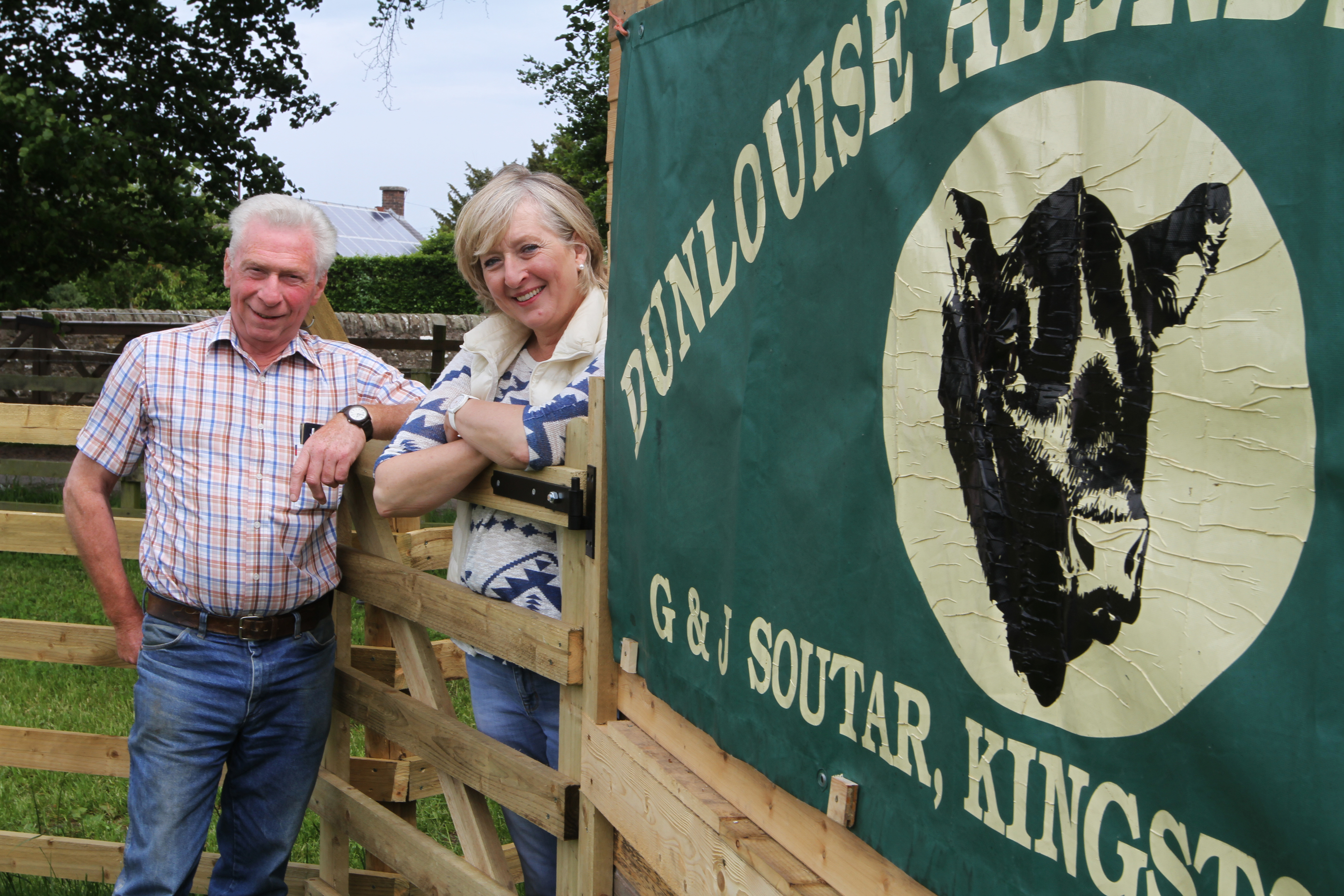 The Dunlouise sale will coincide with the World Angus Forum