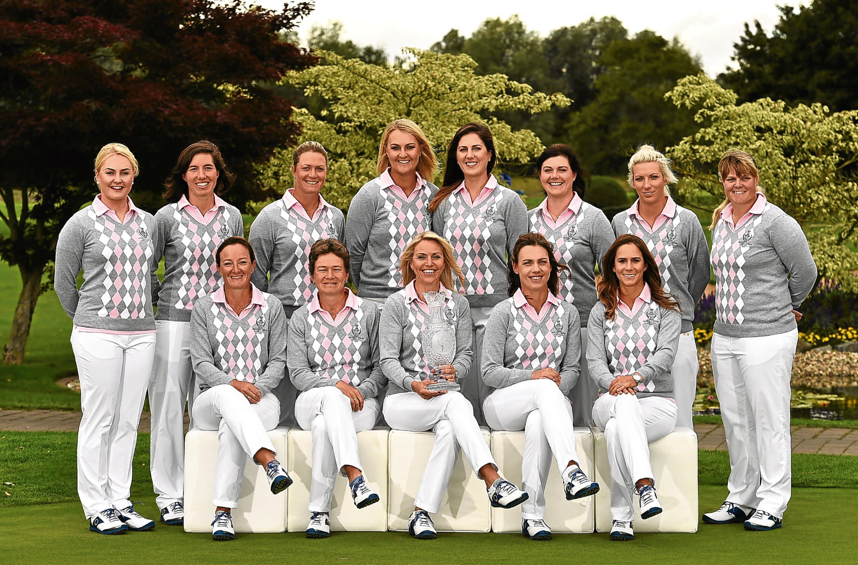 All of the 2015 Solheim Cup team cut their teeth on the Ladies European Tour.