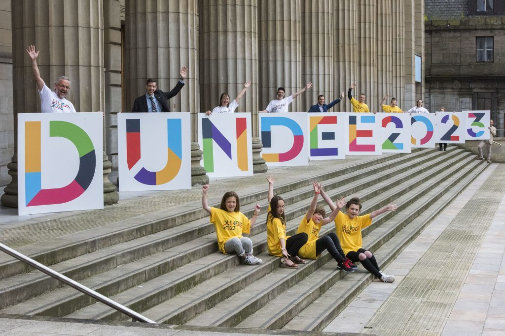 Dundee's bid for the title was derailed by Brexit.