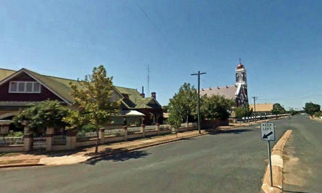 Bland Shire in Australia
