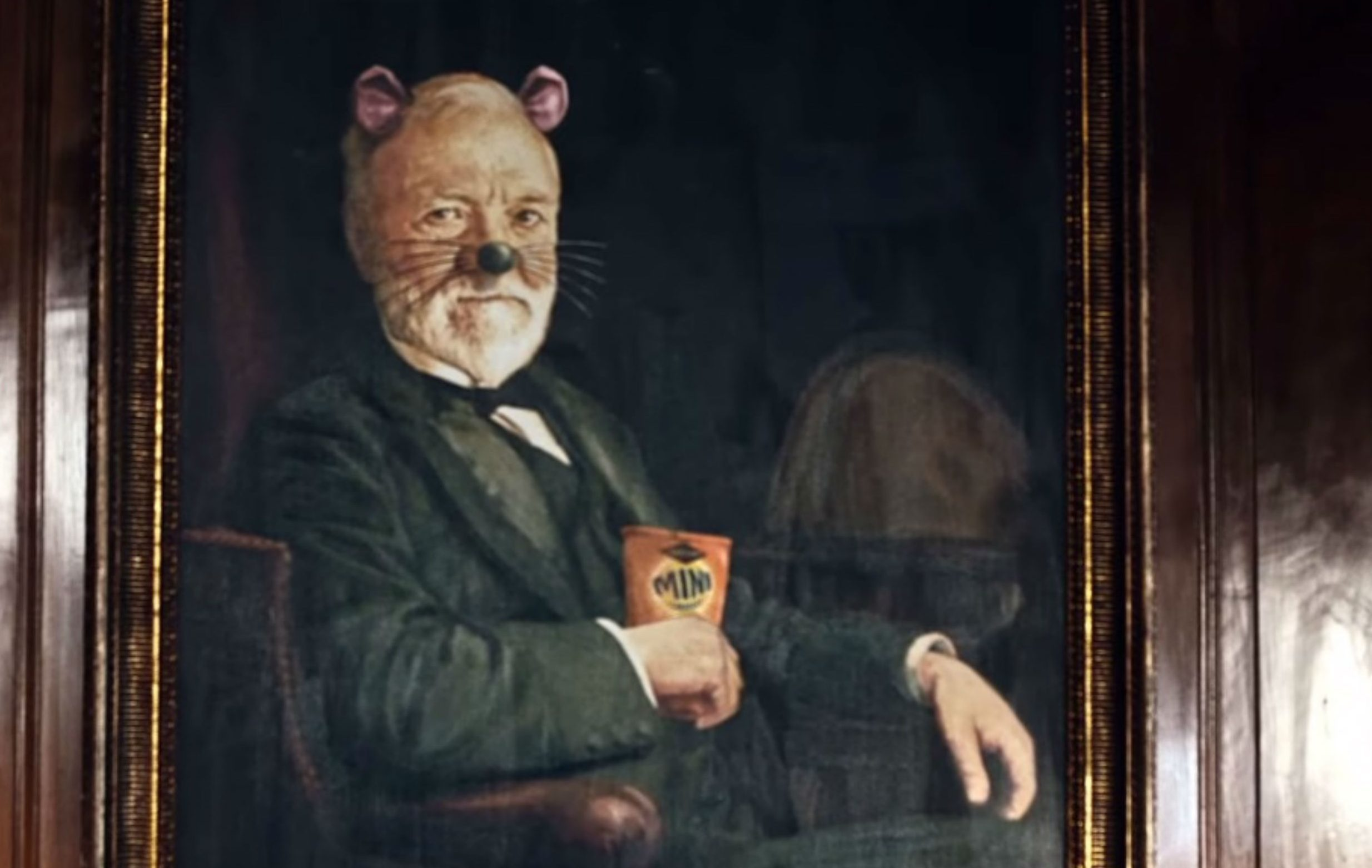 A historical expert has blasted the use of one of Scotland's most celebrated philanthropists, Andrew Carnegie, to sell cheesy biscuits.