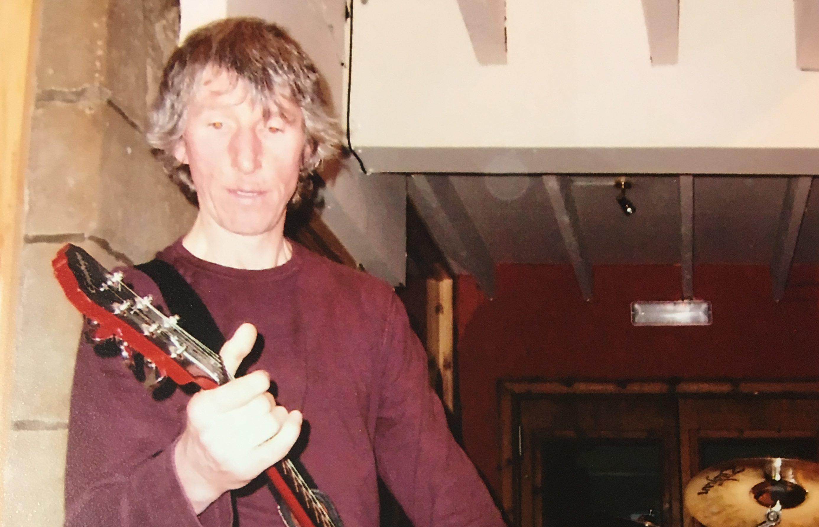 Colin Thomson.