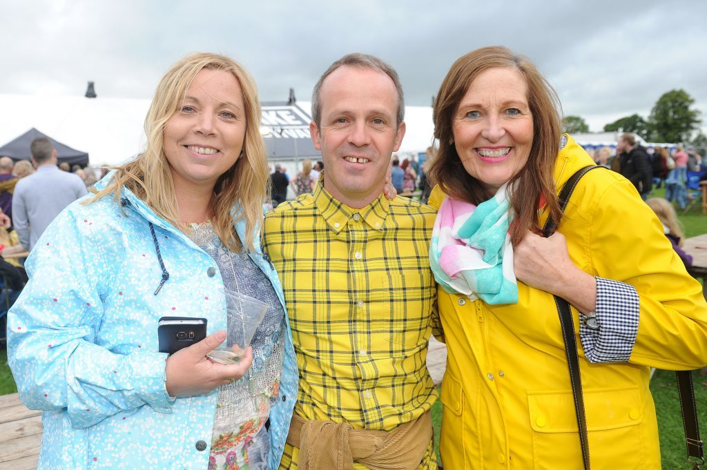Do Fechlie, Martin Glennie and Susan McKelvie