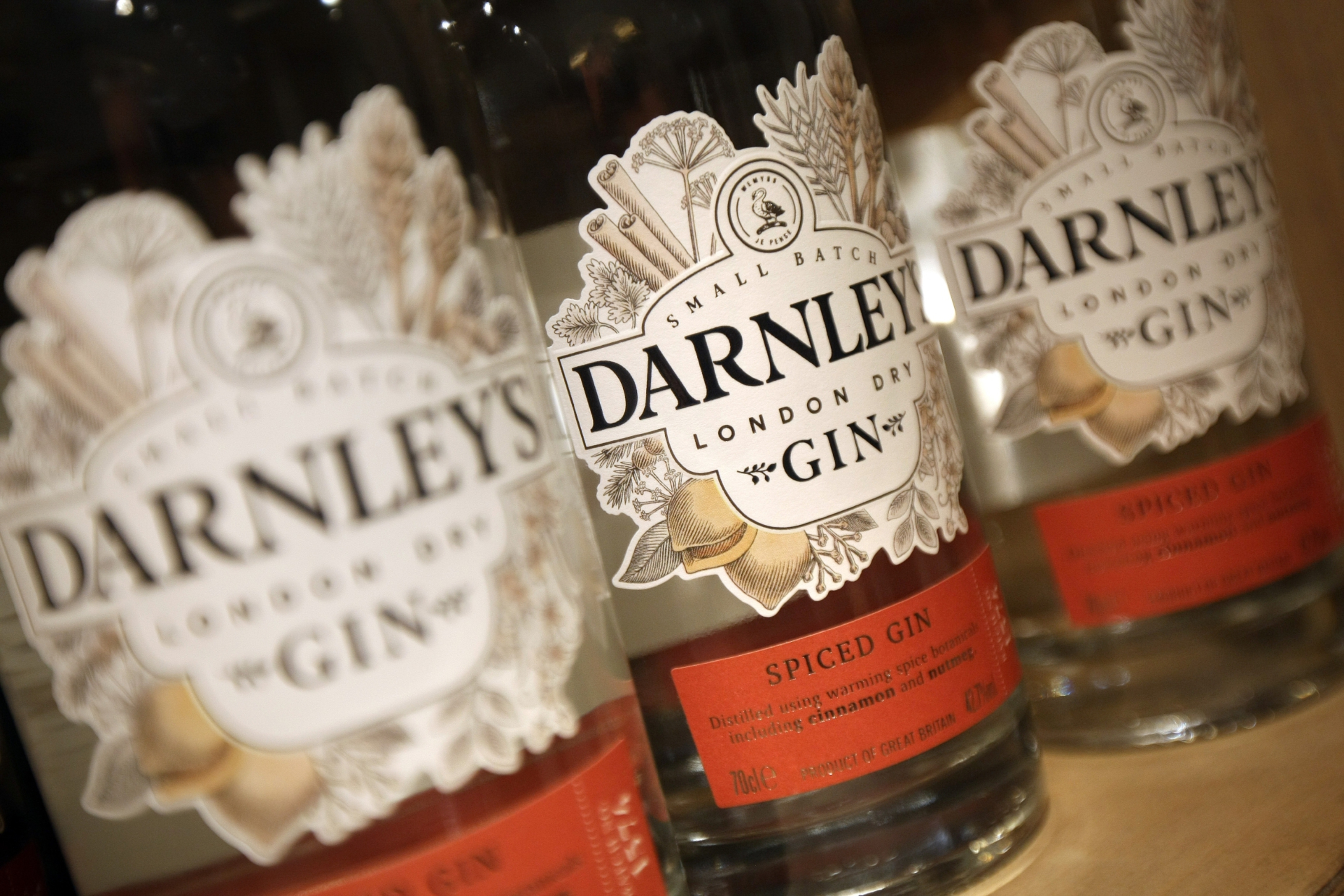 Darnley's Gin has just opened a new distillery in Kingsbarns.