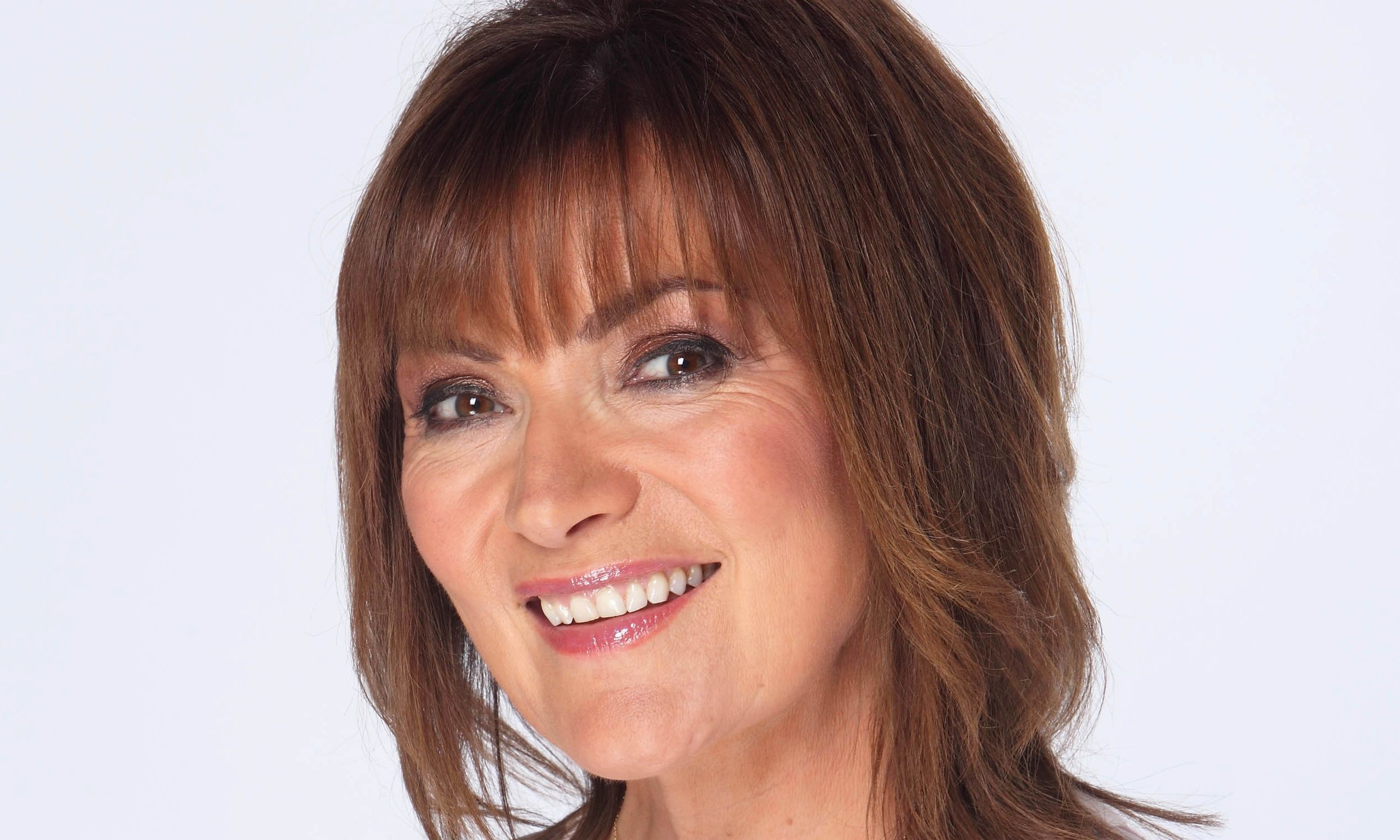 Lorraine Kelly (left) and Rosie Smith (Ian West/PA)