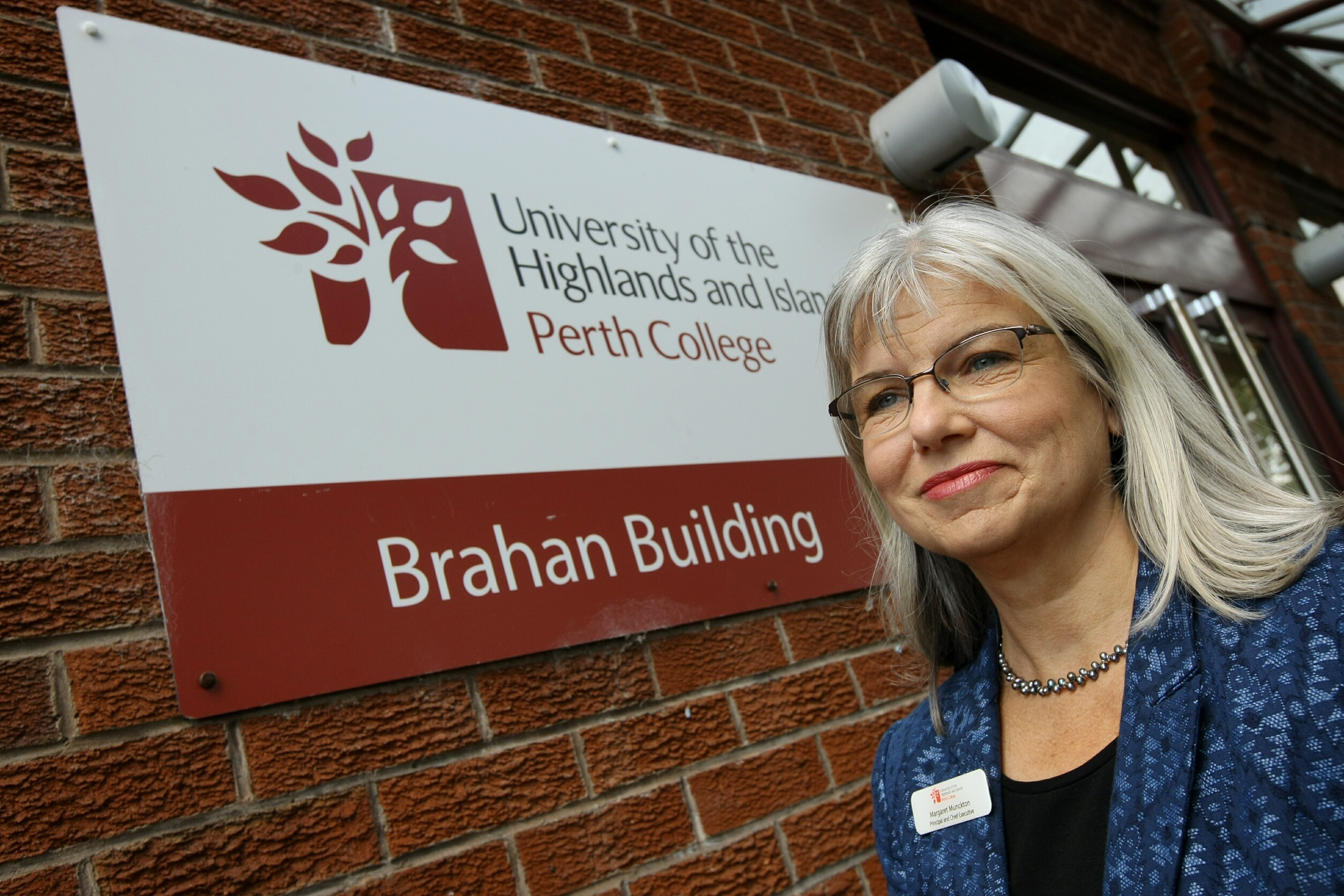 Among the senior staff criticised in the tribunal judgment was former Perth College UHI Principal Margaret Munckton, who stepped down in June.