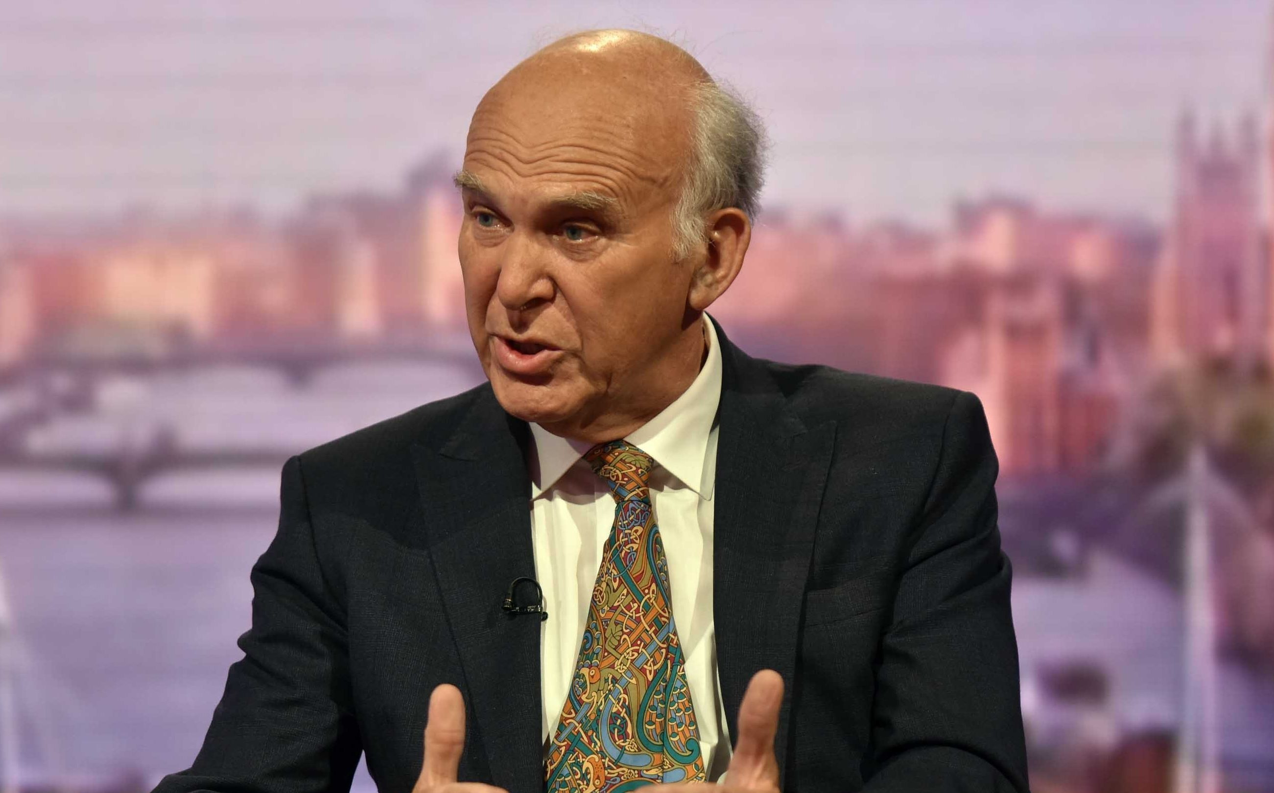Sir Vince Cable says he has changed his mind and now supports assisted suicide.