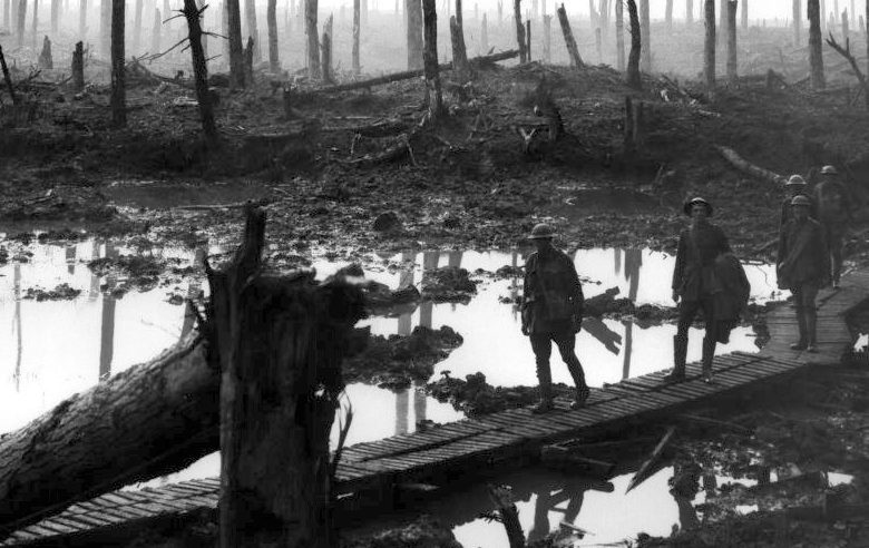 The quagmire of Passchendaele