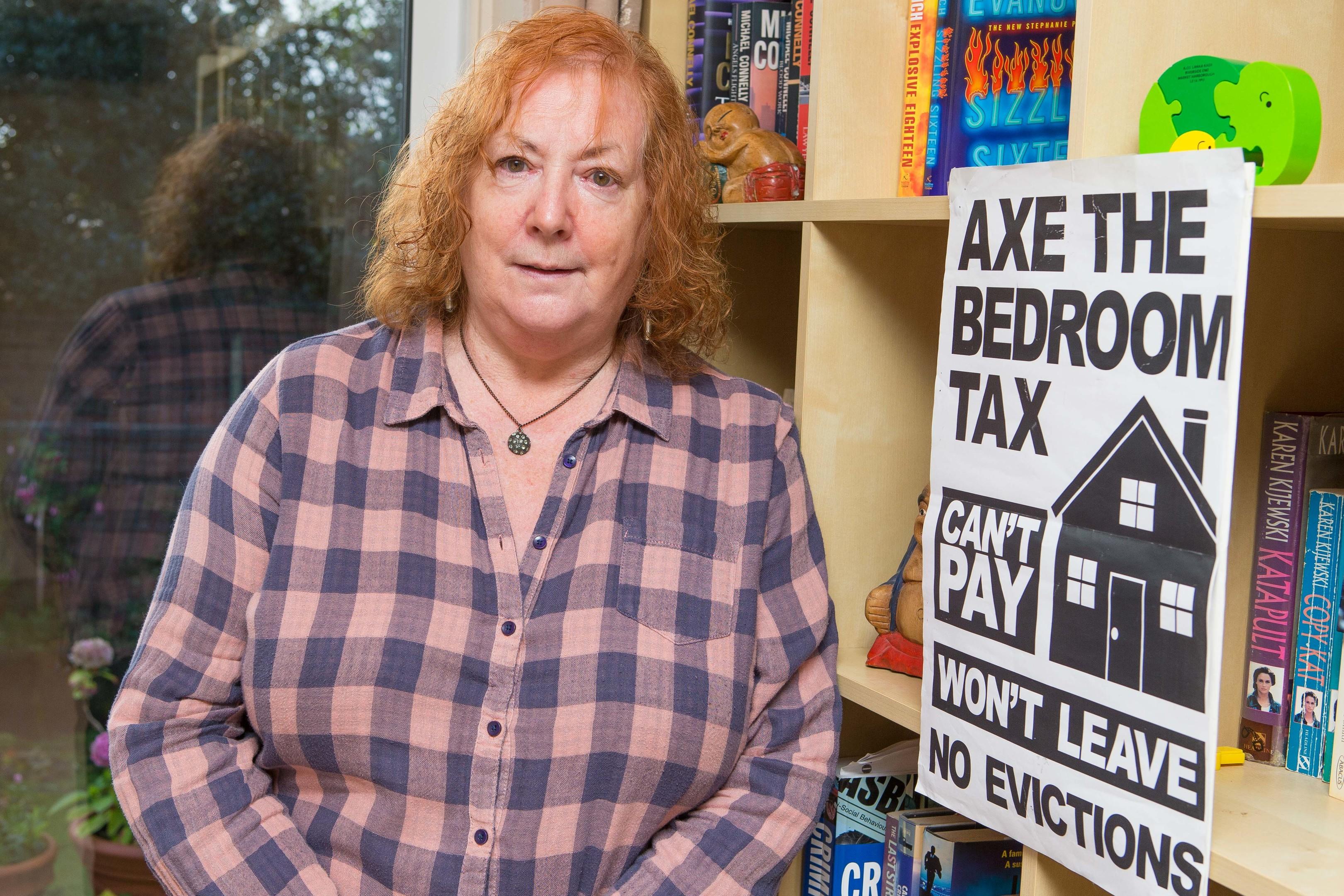 Campaigner Maureen Closs.
