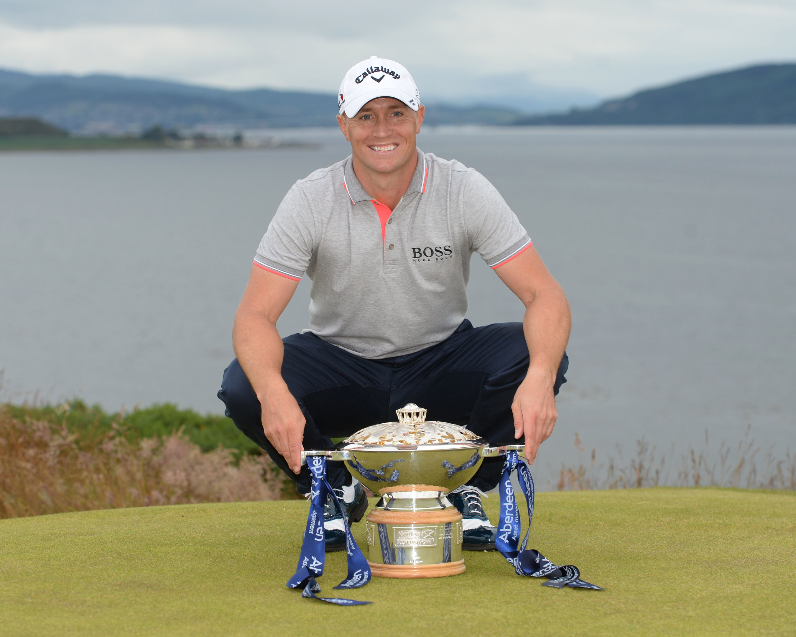 Alex Noren's win in last year's Scottish Open was the first of five in a year.