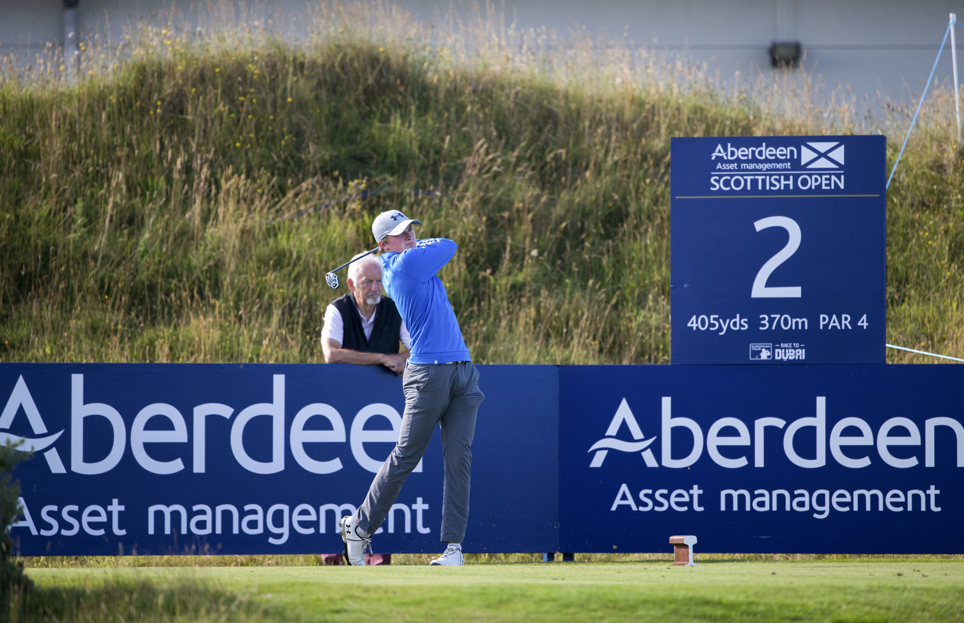 Nairn's Sandy Scott makes his major championship debut at the US Open this week.