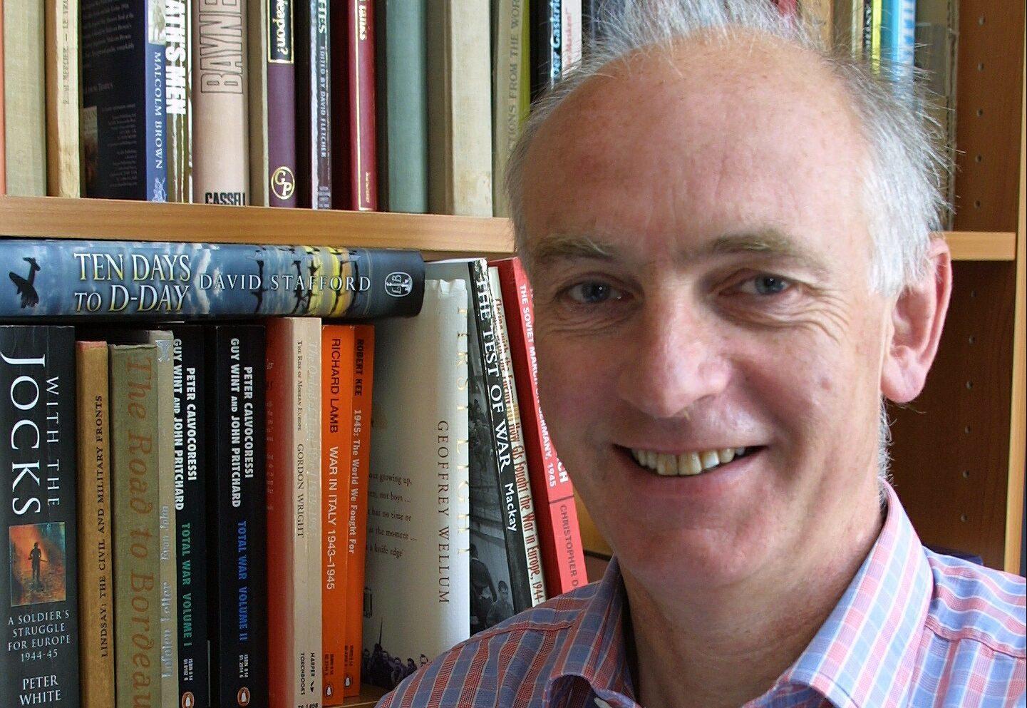 Professor Hew Strachan.