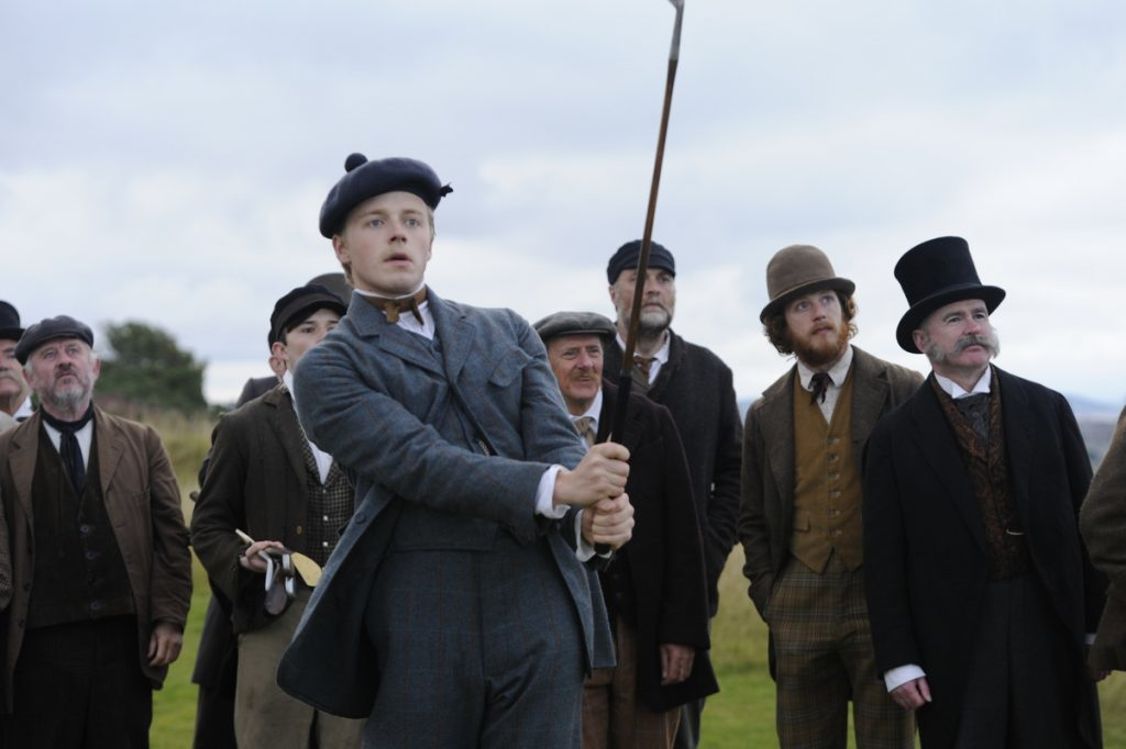 A scene from Tommy's Honour