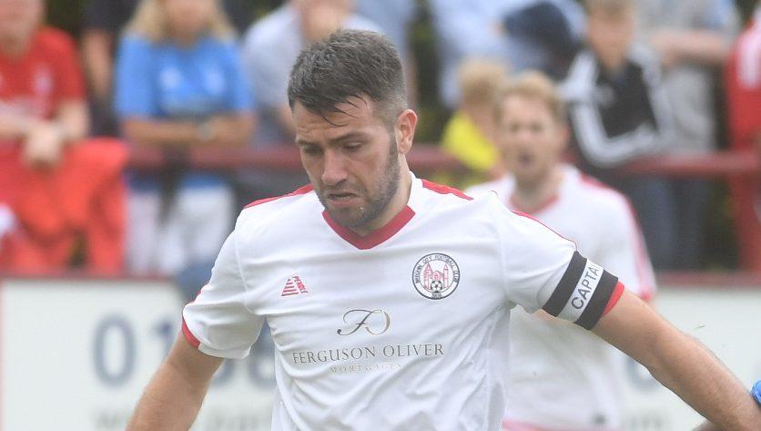 Paul McLean returns from suspension.
