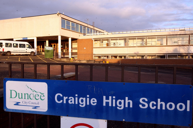 Craigie High School.