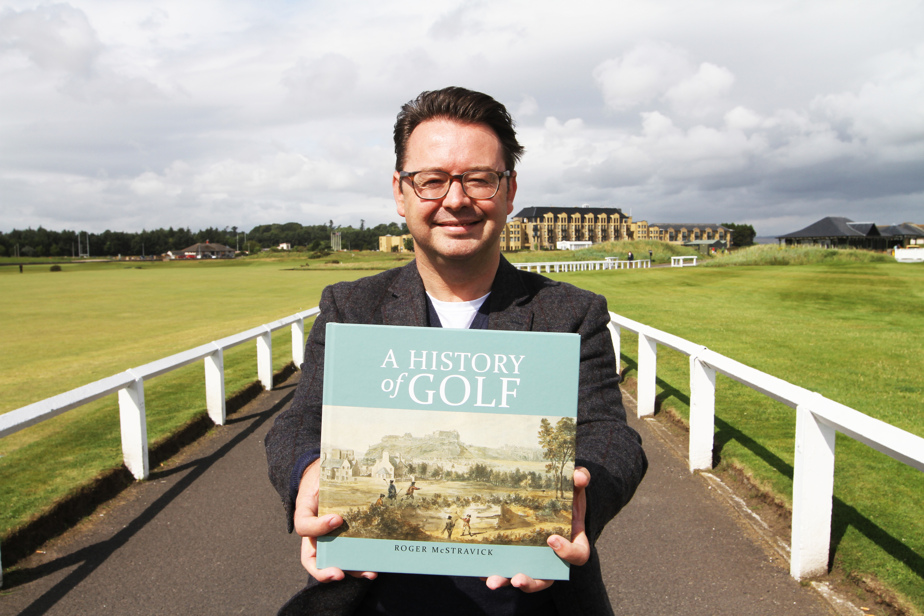 Roger McStravick's new book A History of Golf includes a suggestion that Mary Queen of Scots' recorded links to golf may not be accurate