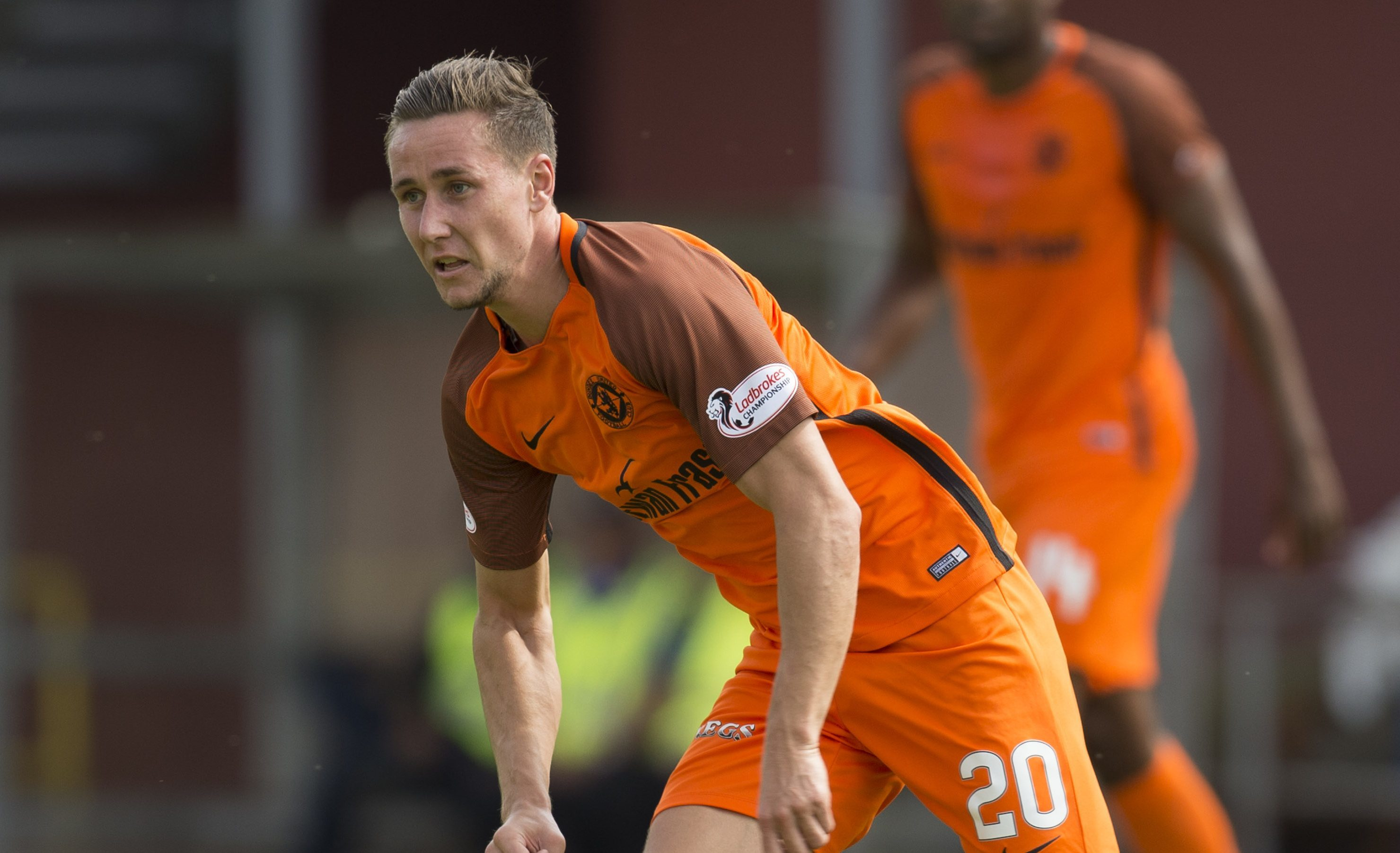 Can Jordie Briels help Dundee United toughen up in midfield?