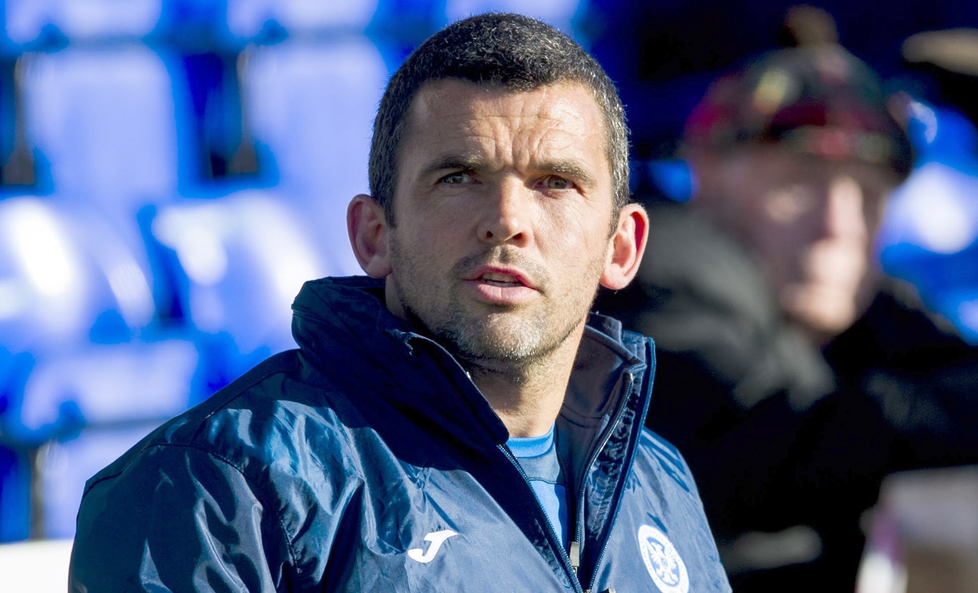 Callum Davidson looks set to succeed Tommy Wright as St Johnstone boss.