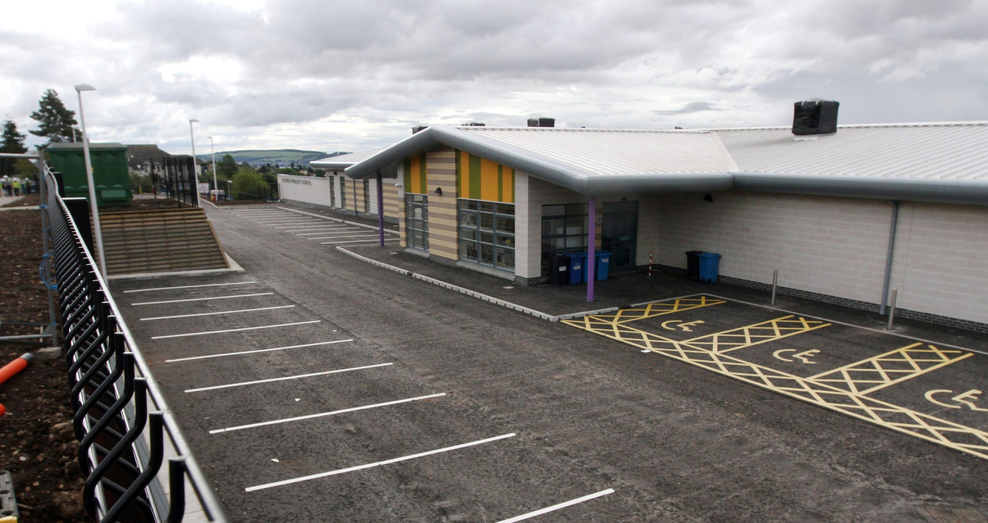 Tayview Primary School, on Dickson Avenue.