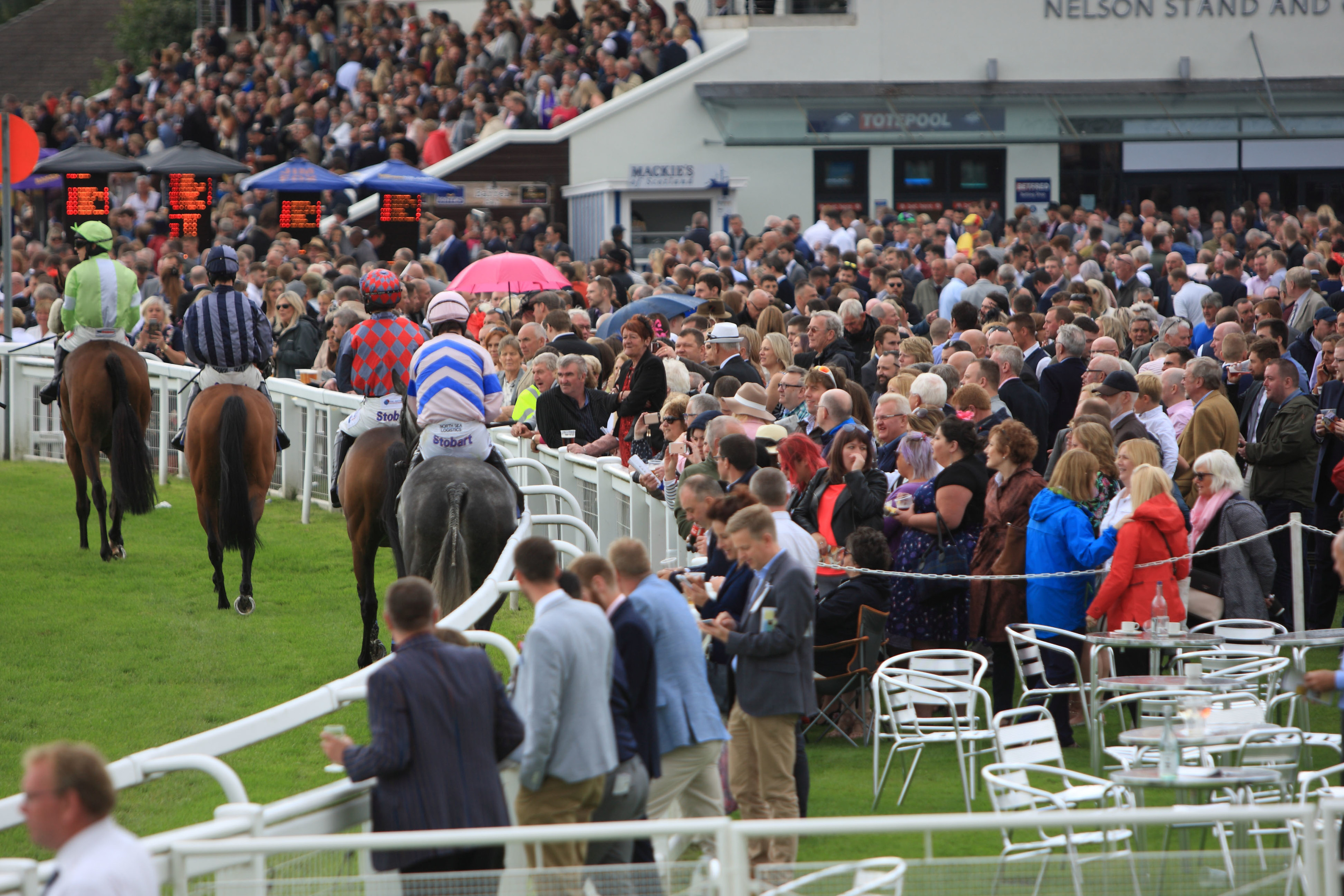 Perth Races Summer Carnival   was a sell out last year.