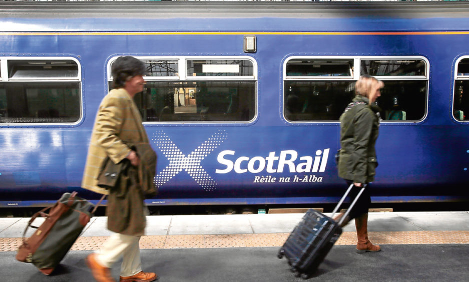 It is cheaper to travel by car at peak hours than get the train from Dundee to Scotland's two biggest cities, an analysis has found.