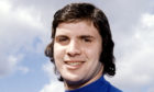Rangers legend Derek Johnstone.
