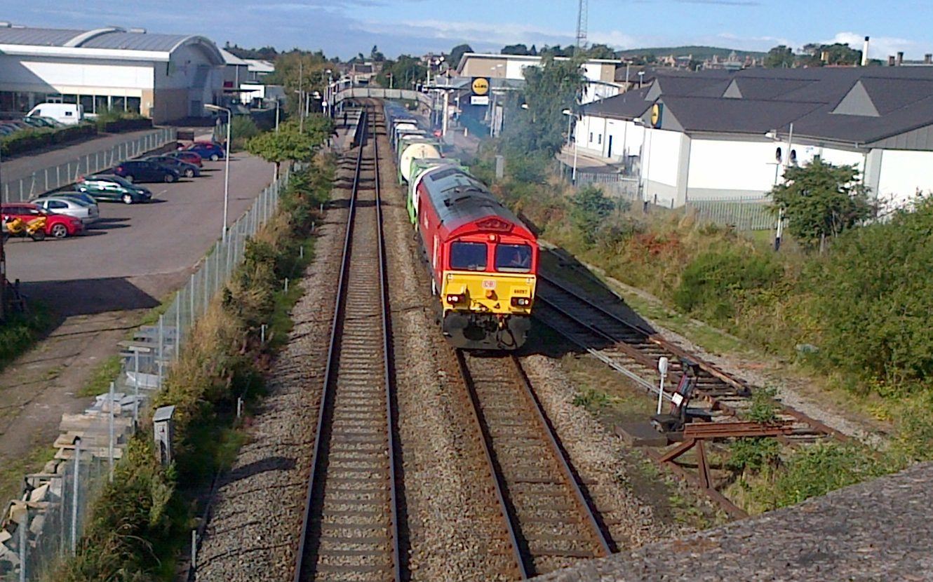 Rail services are a vital form of logistics for many businesses