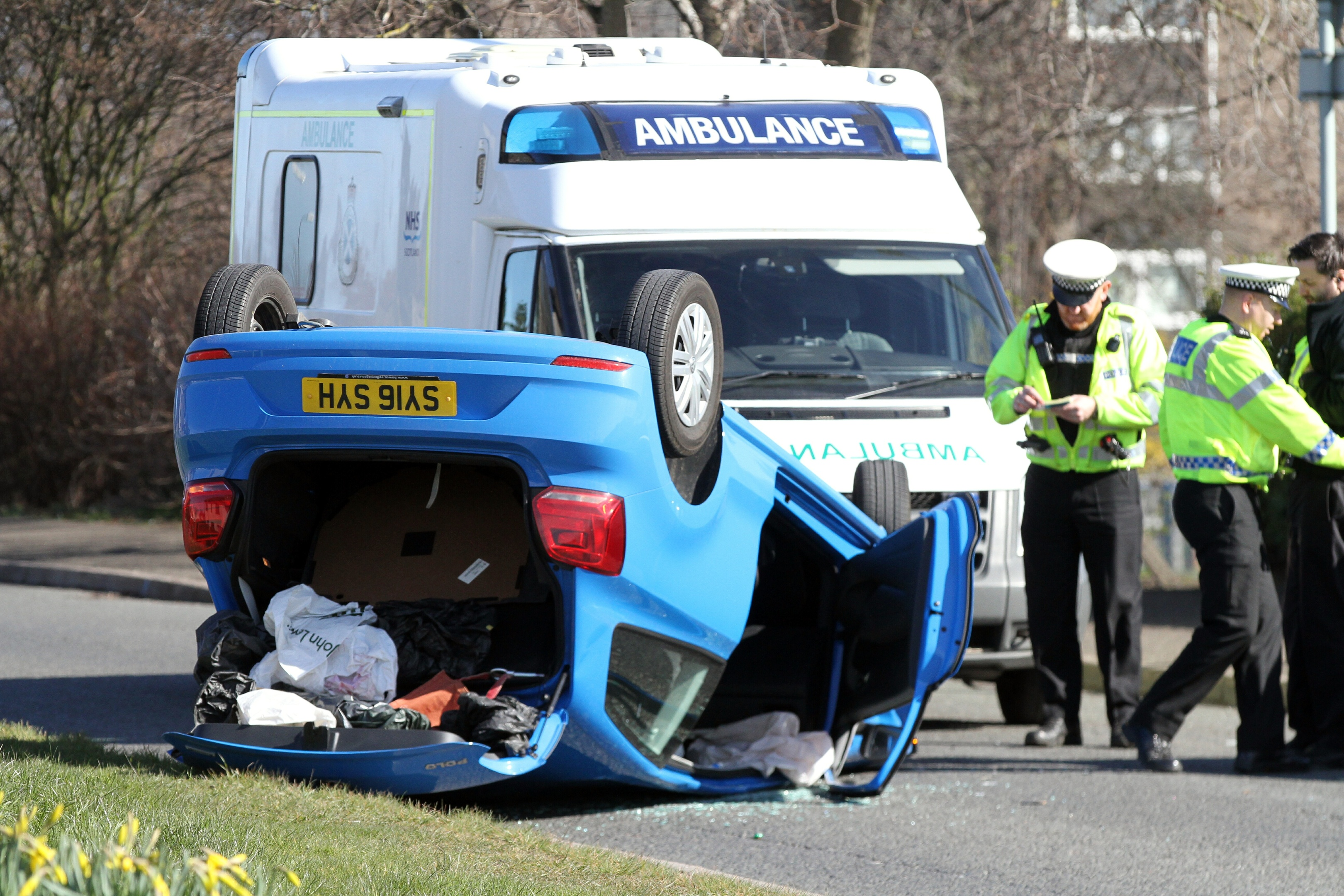 Dundee City Council want to improve accident rates on Dundee's roads further.