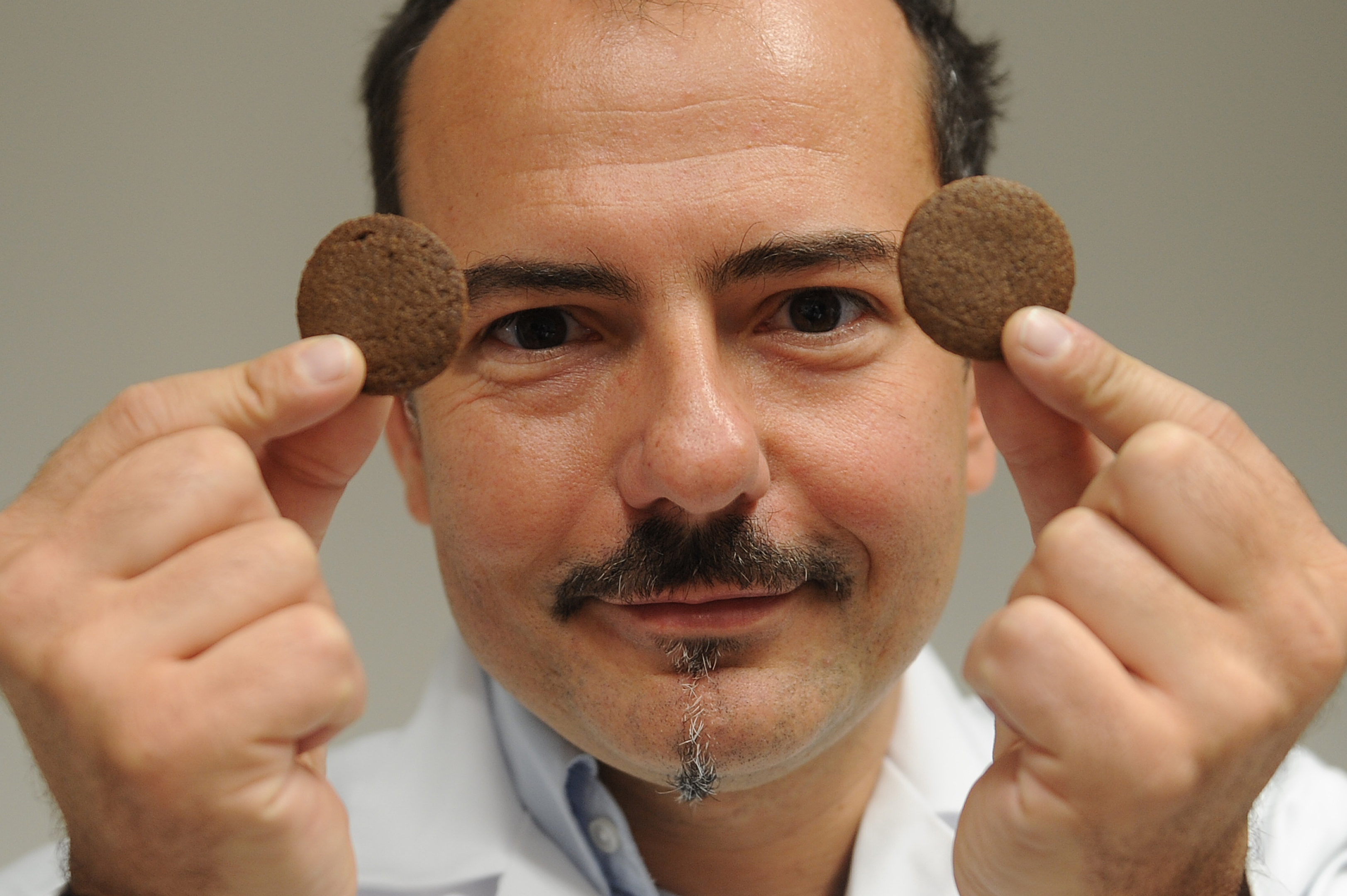 Alberto Fiore, lecturer in Food Science Technology and model leader for the project.