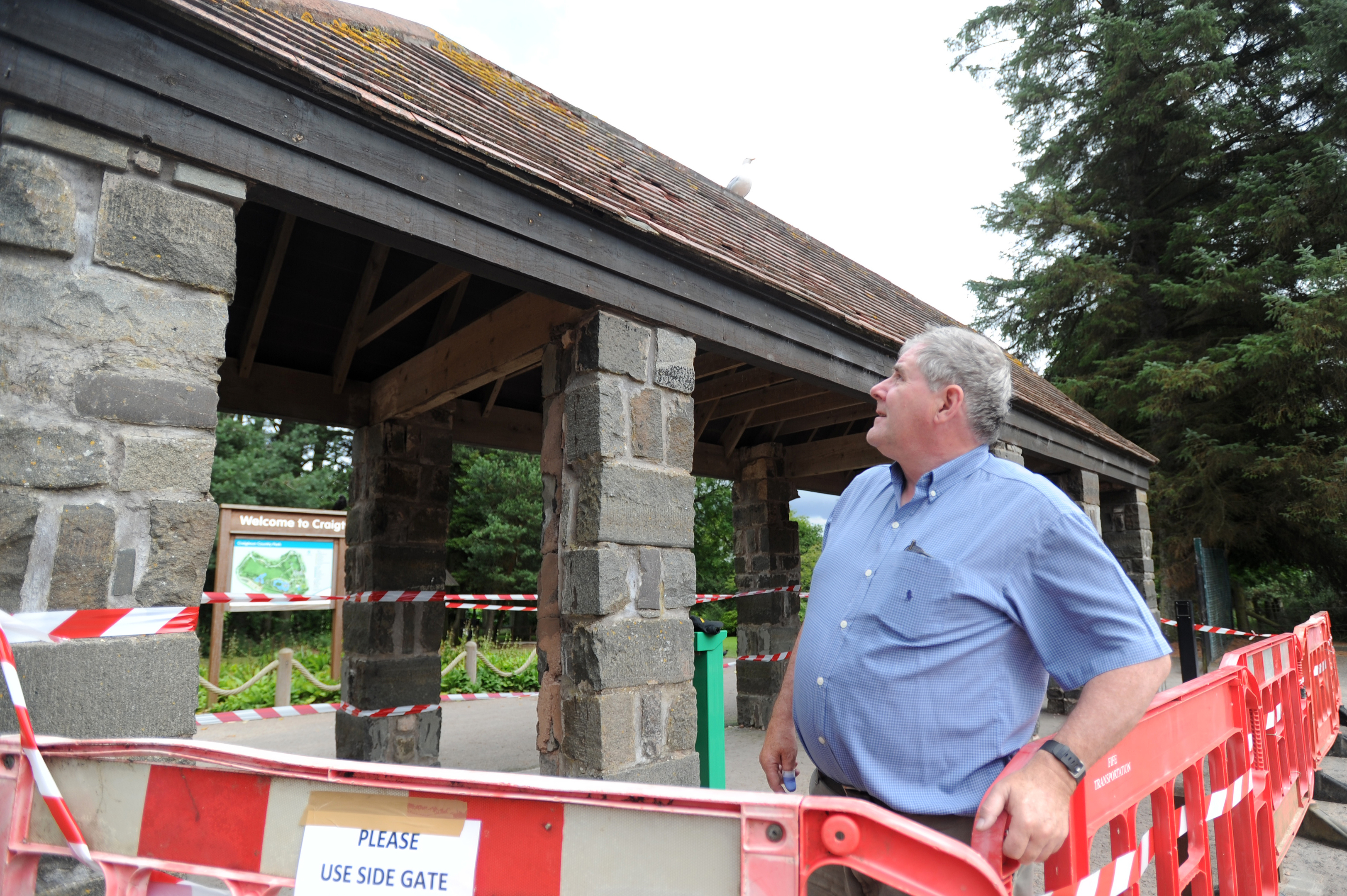 Craigtoun Country Park has suffered a spate of vandalism