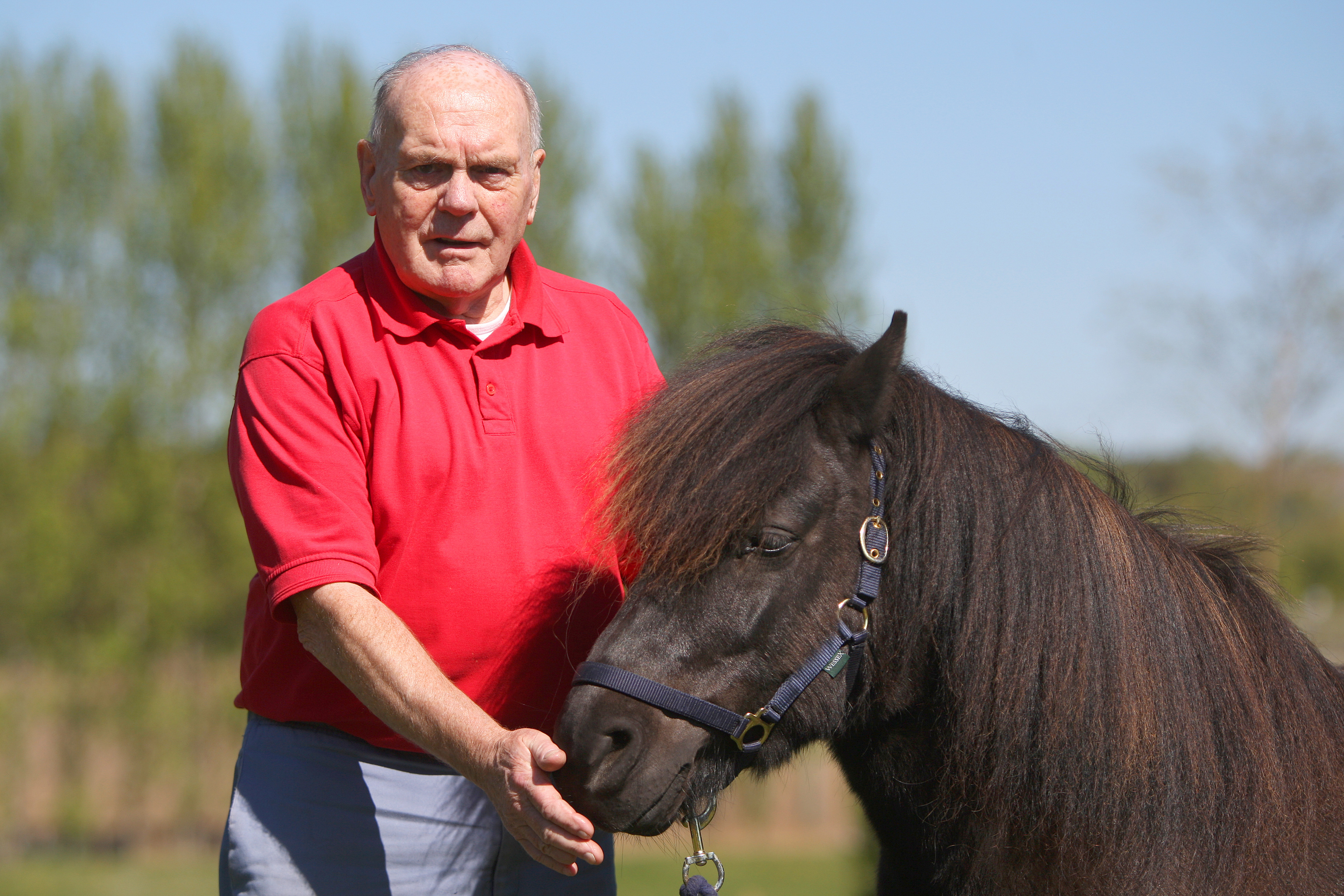 Ken contributed hugely to the world of equestrian.