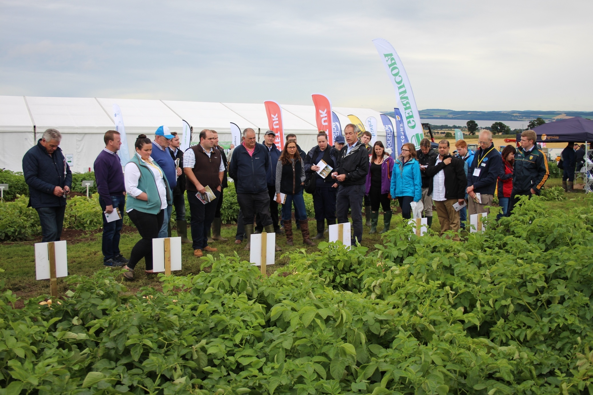 Growers will get access to the latest science, technology and practical advice