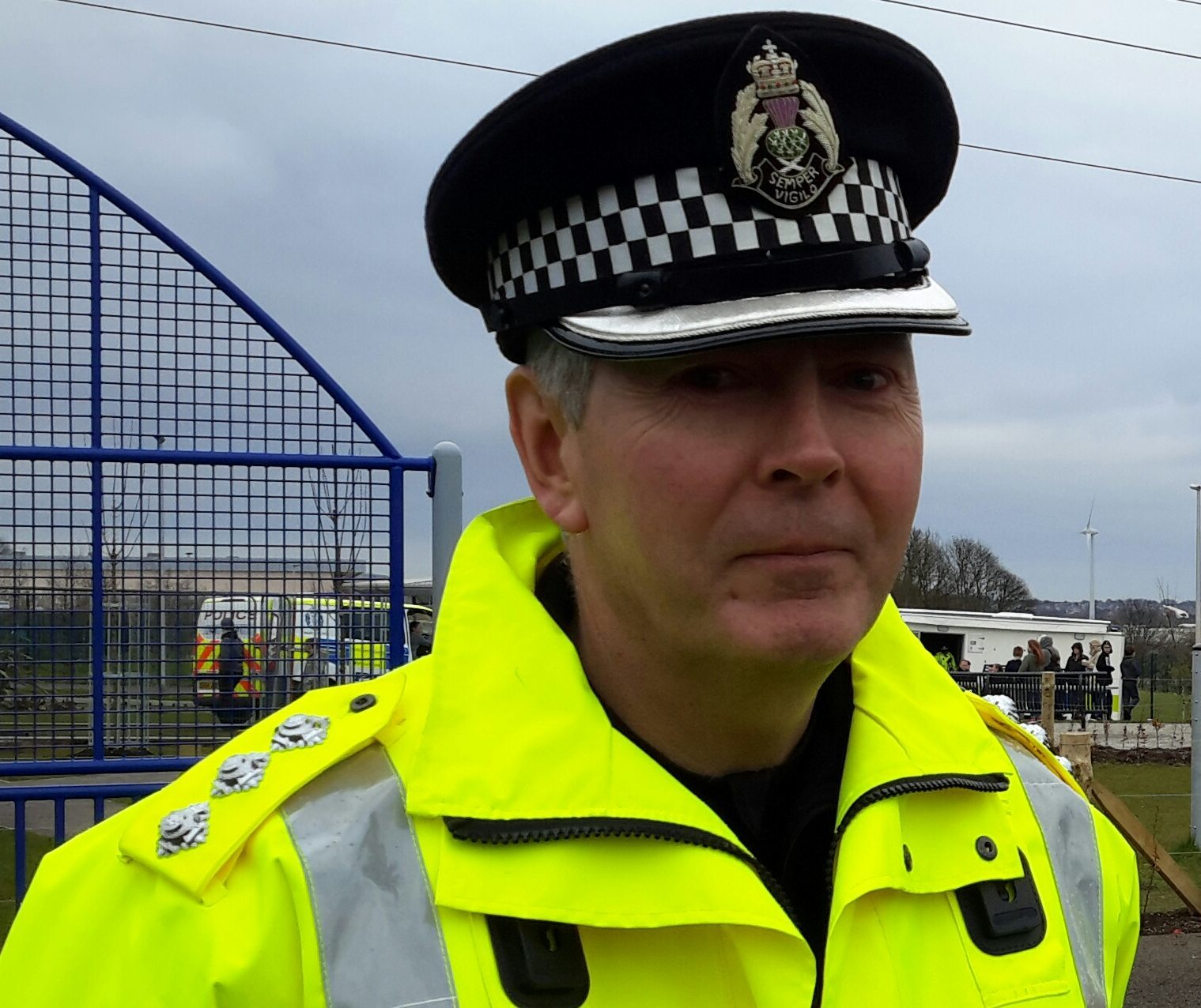 Chief Inspector Ian Scott has pledged action to curb a worrying spike in antisocial behaviour.