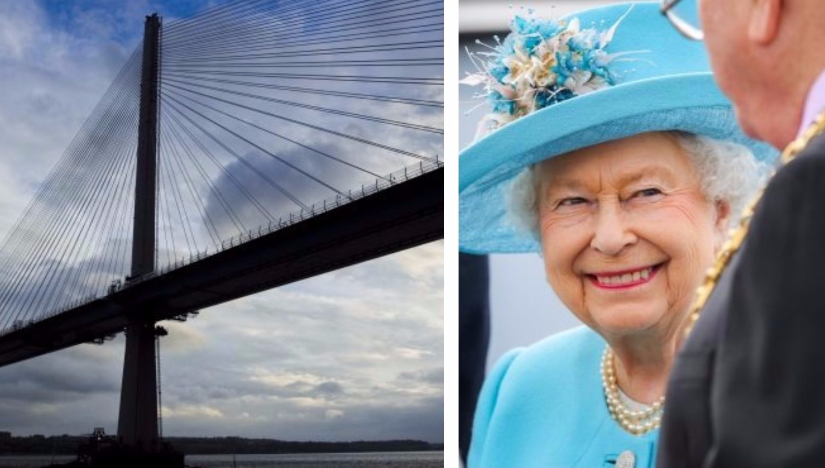 The Queen will open the Queensferry Crossing.