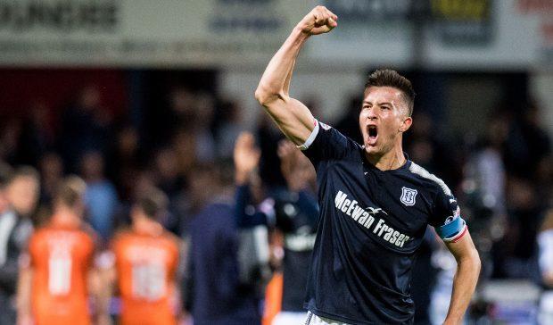 Dundee's Cammy Kerr.