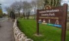 Lochore Meadows Country Park.