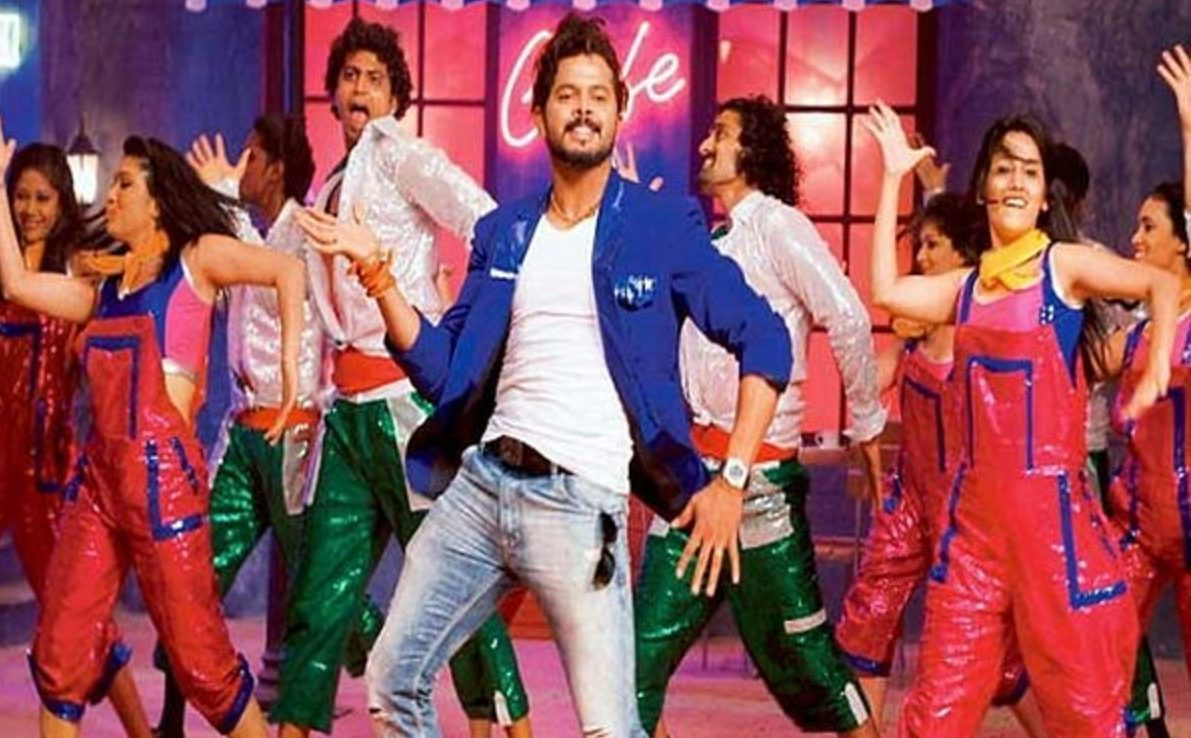 Sreesanth, who recently appeared on a dance reality show, has pledged to play for Glenrothes on the comeback trail after his ban.