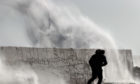 Stormy weather is predicted across Tayside and Fife.