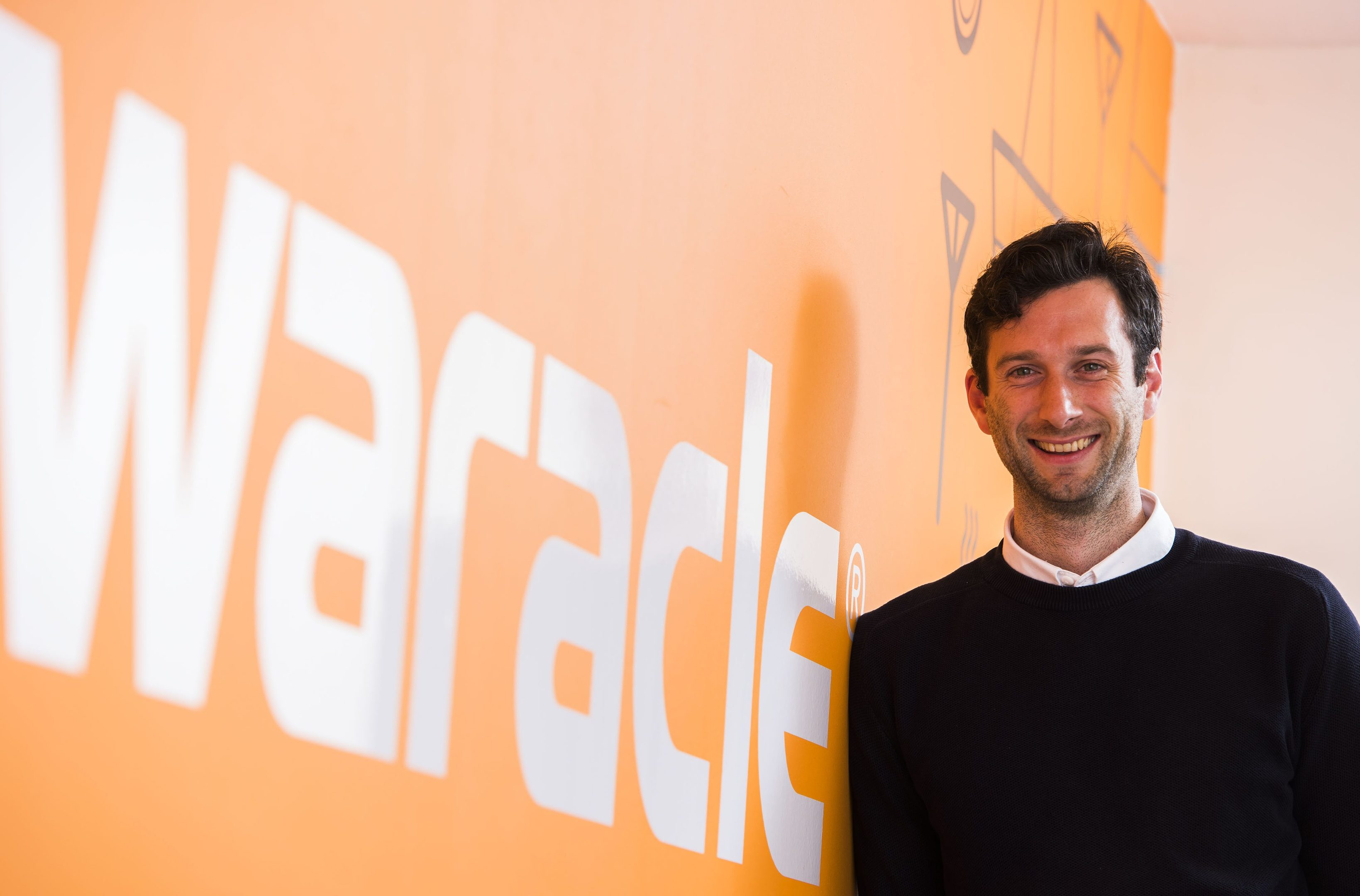 Waracle's business development director David Romilly