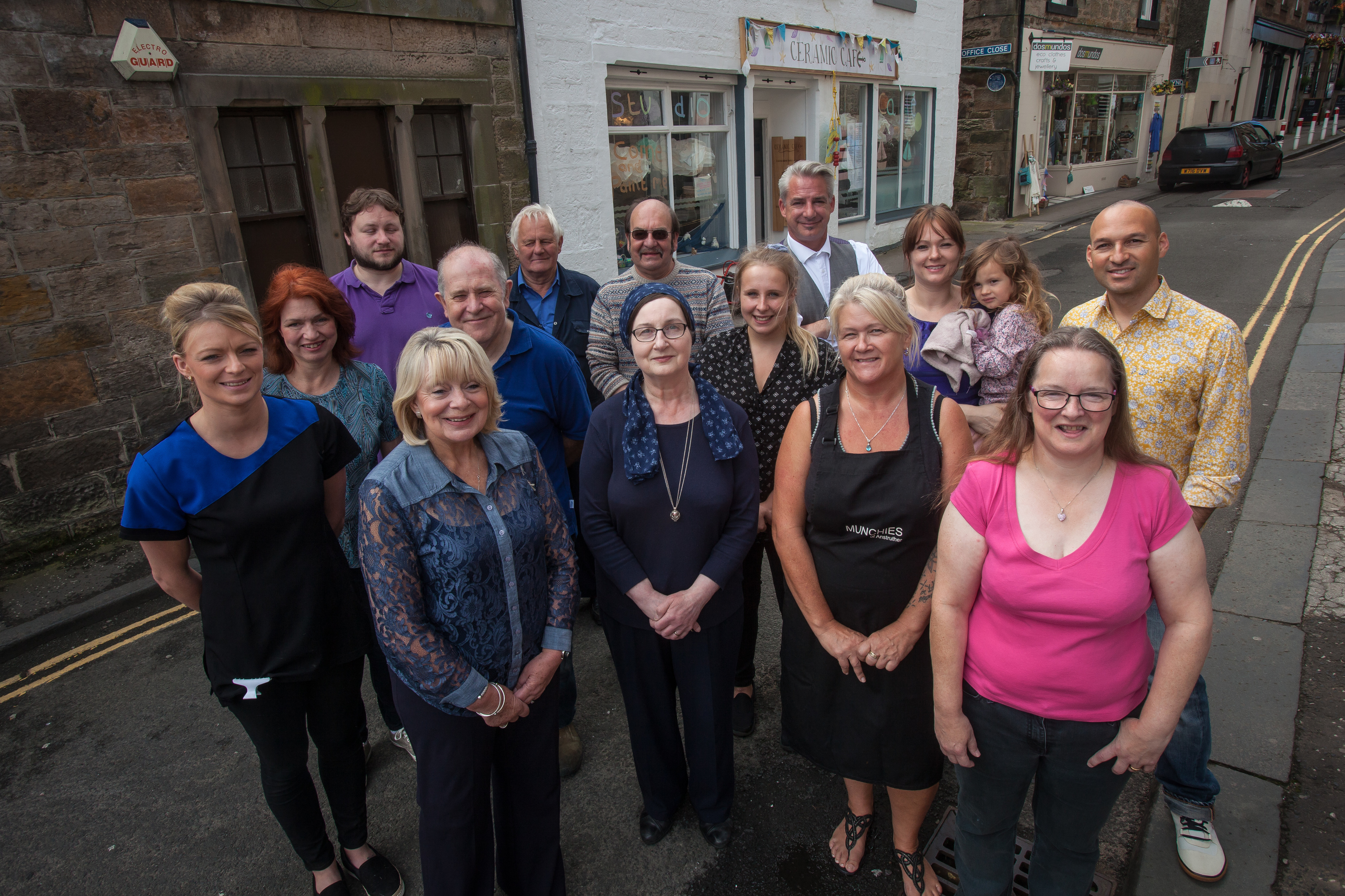 Anstruther traders want people to see beyond the waterfront and chip shop