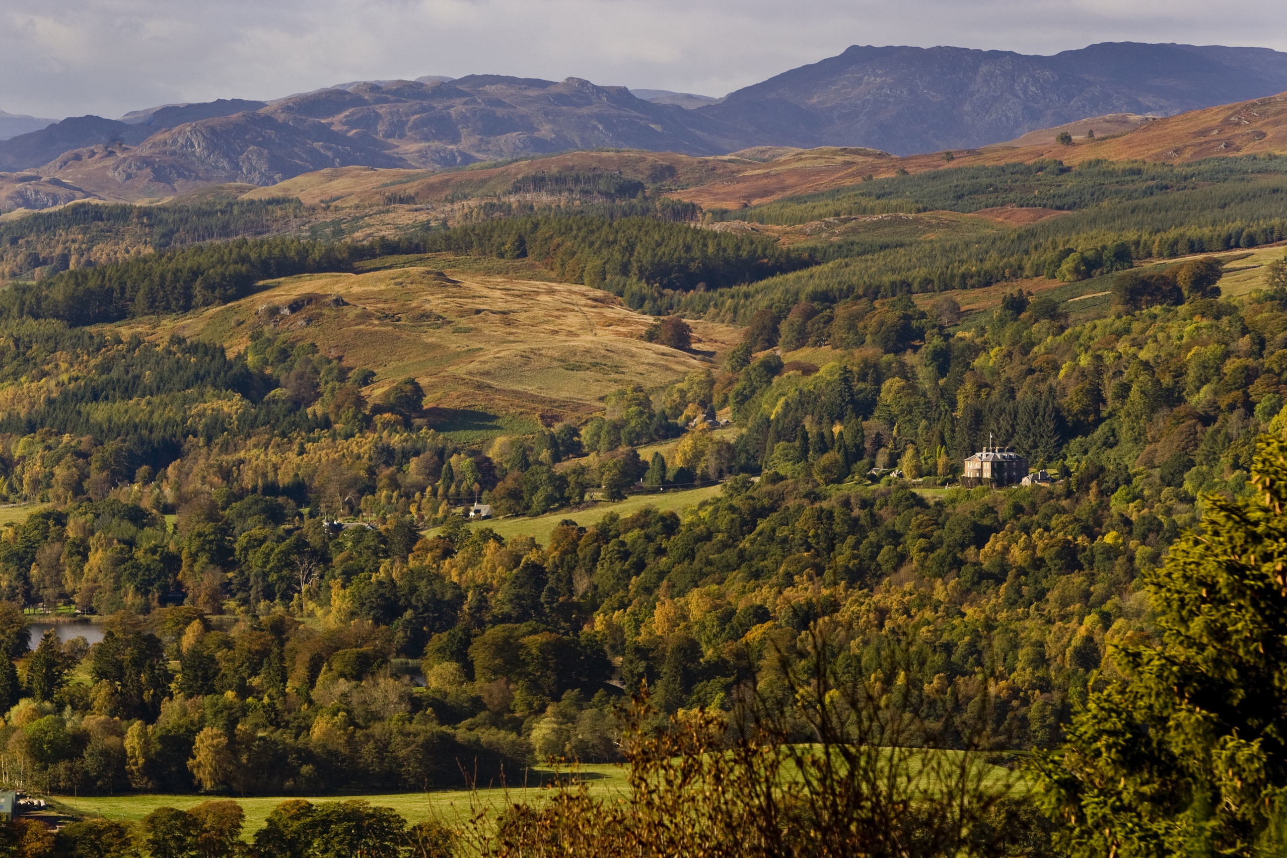 Merging parts of rural Perthshire with industrial Fife do not make sense, said members of the public.